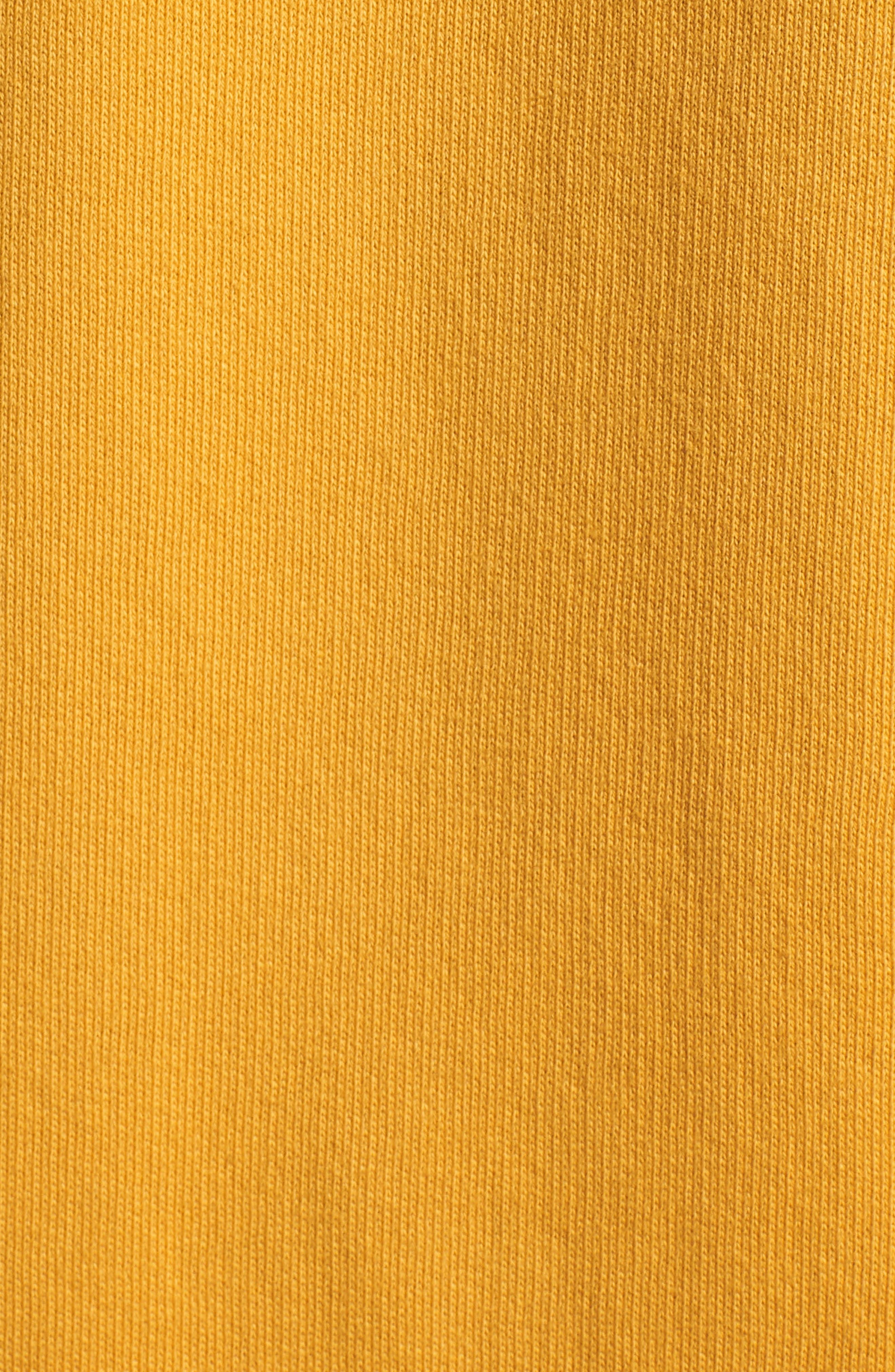 Pop Color Sweatshirt,                             Alternate thumbnail 5, color,                             Spectra Yellow