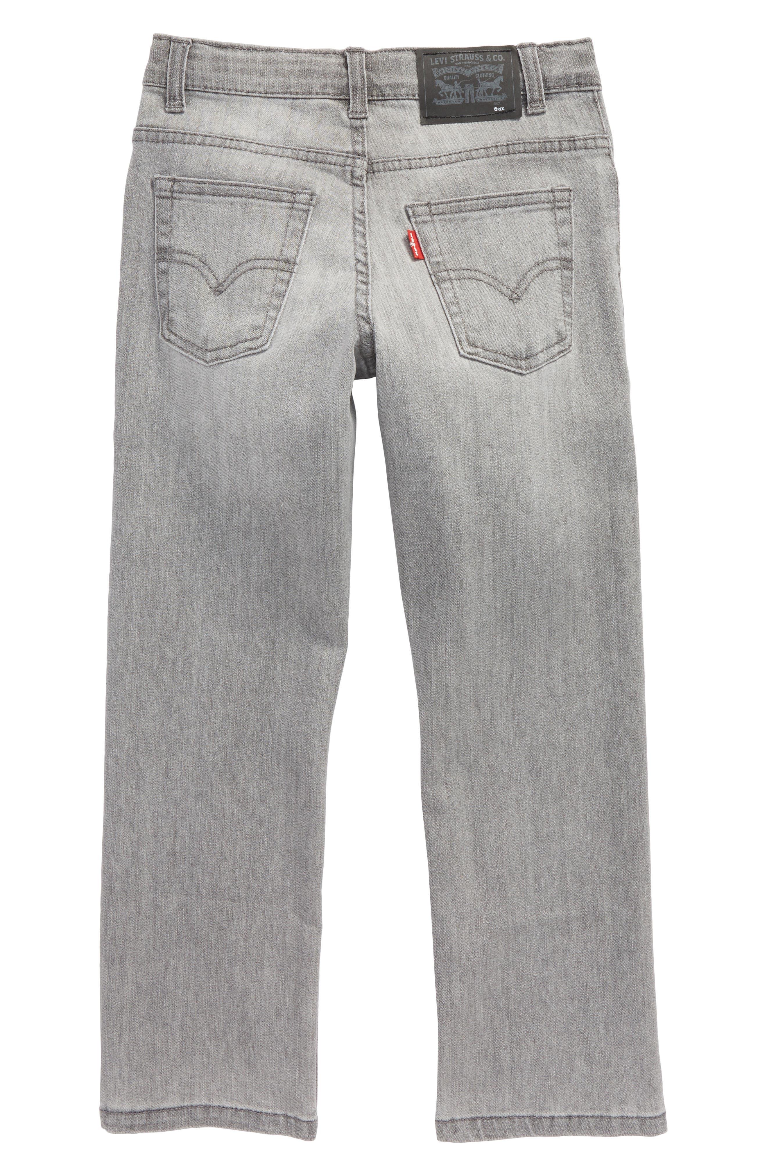 511<sup>™</sup> Knit Slim Leg Jeans,                             Alternate thumbnail 2, color,                             Carli Blue