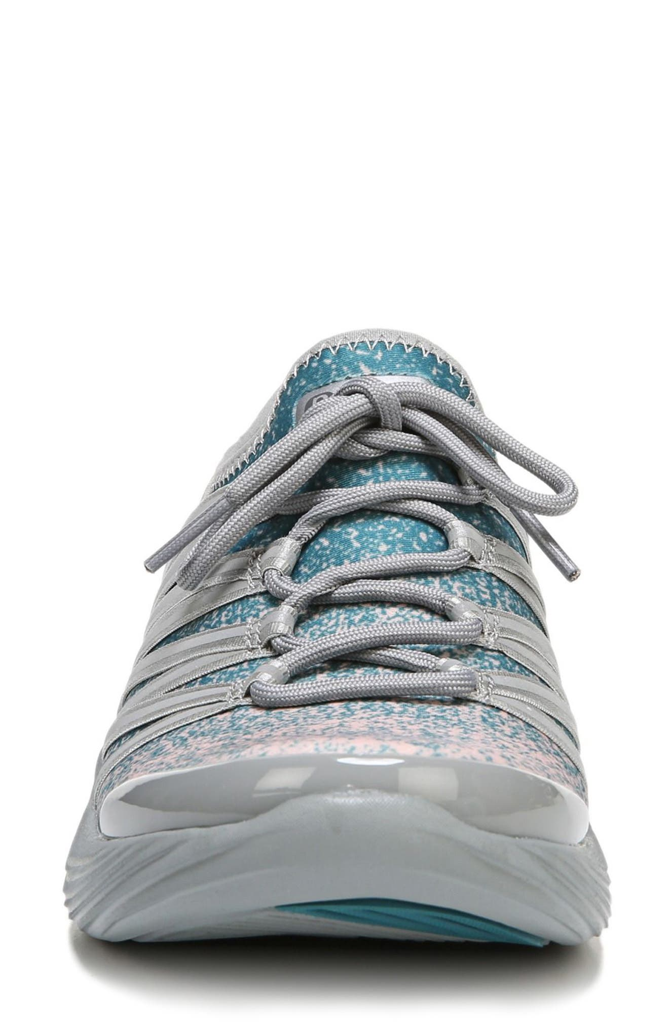 Tender Sneaker,                             Alternate thumbnail 4, color,                             Pink Fabric