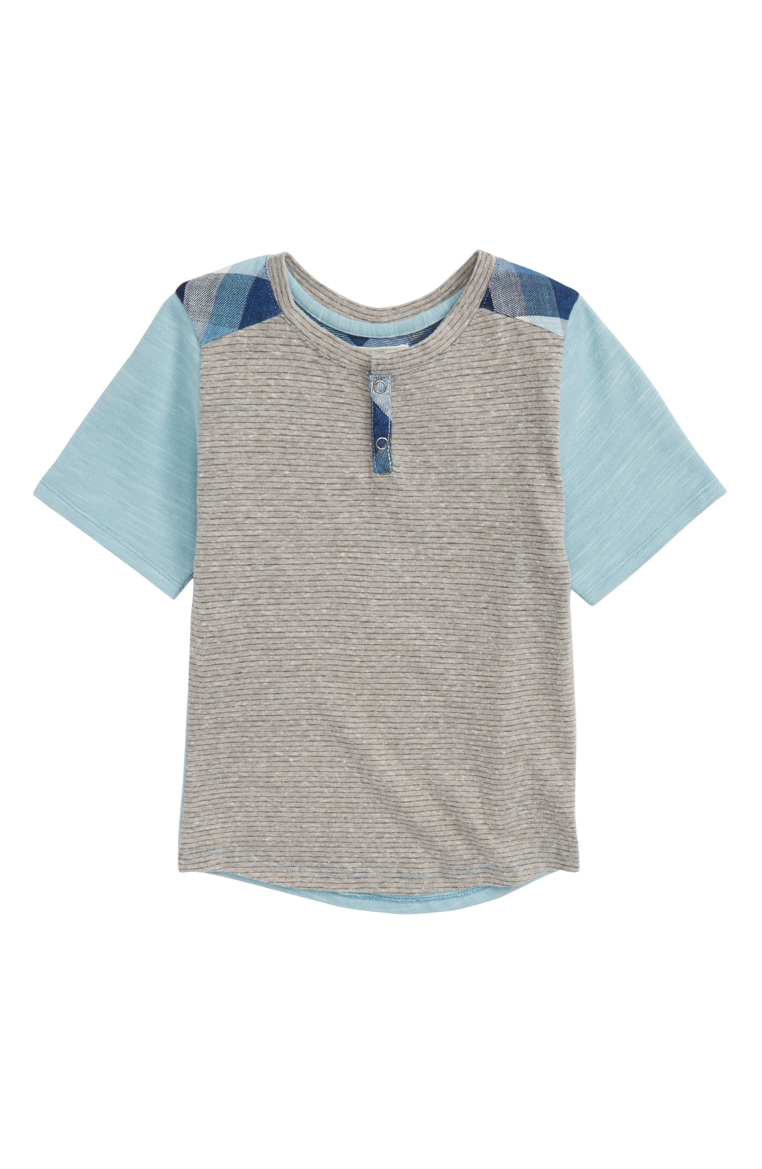 Miki Miette Phoenix Henley Shirt (Toddler Boys, Little Boys & Big Boys)