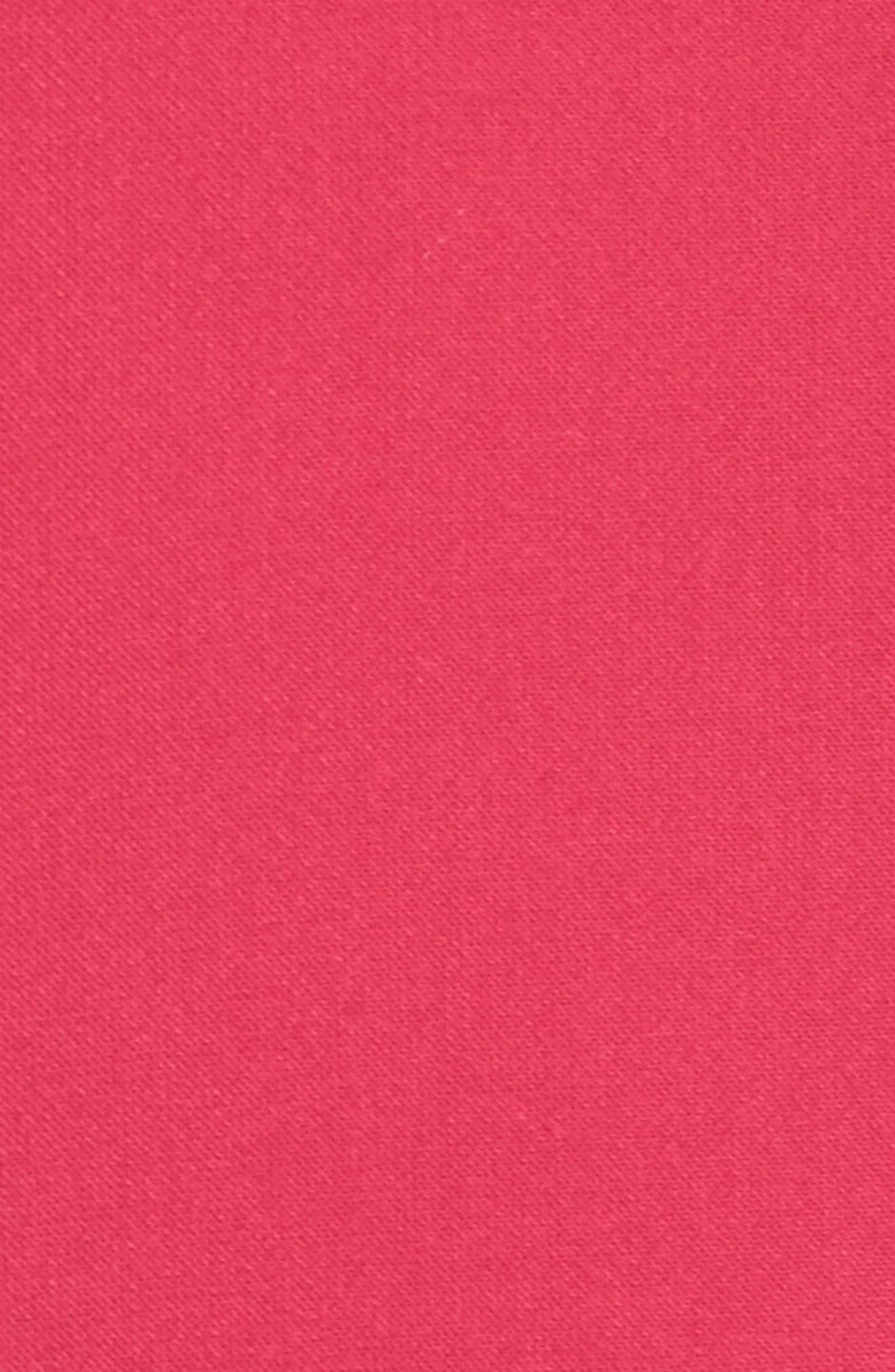 Whisper Light Sheath Dress,                             Alternate thumbnail 6, color,                             Magenta