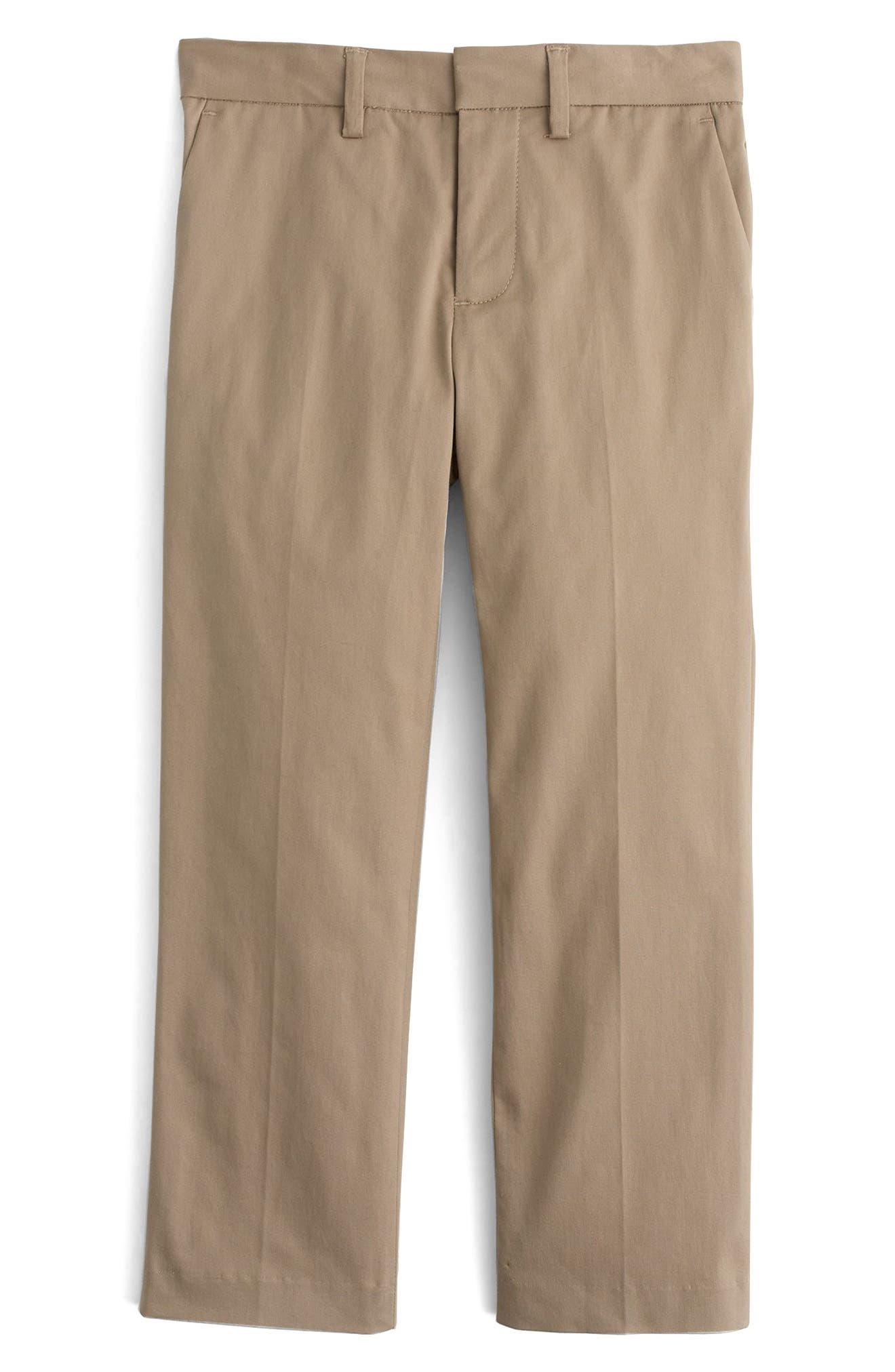 Ludlow Suit Pants,                         Main,                         color, Khaki