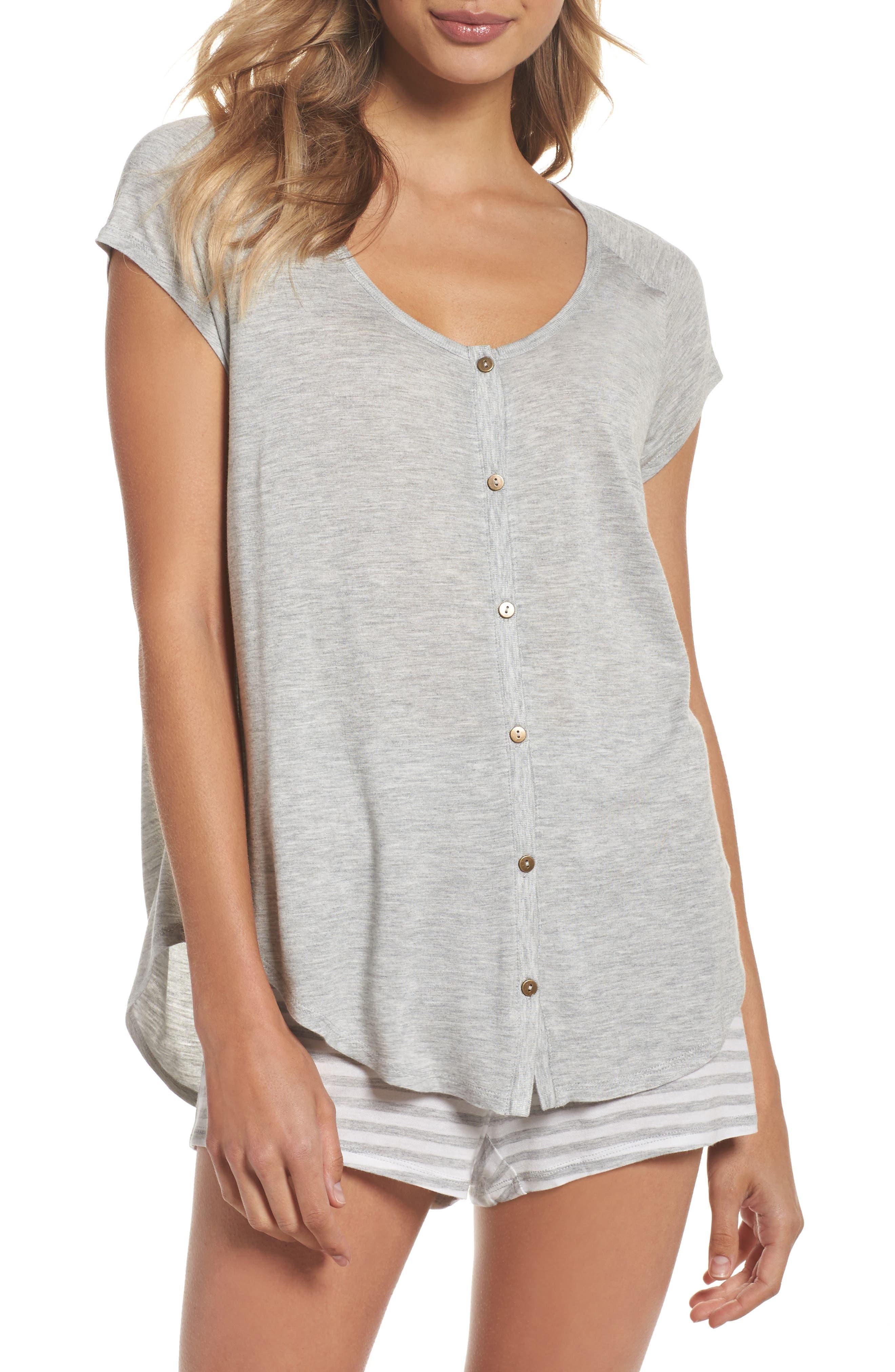 Make + Model Power Nap Short Pajamas