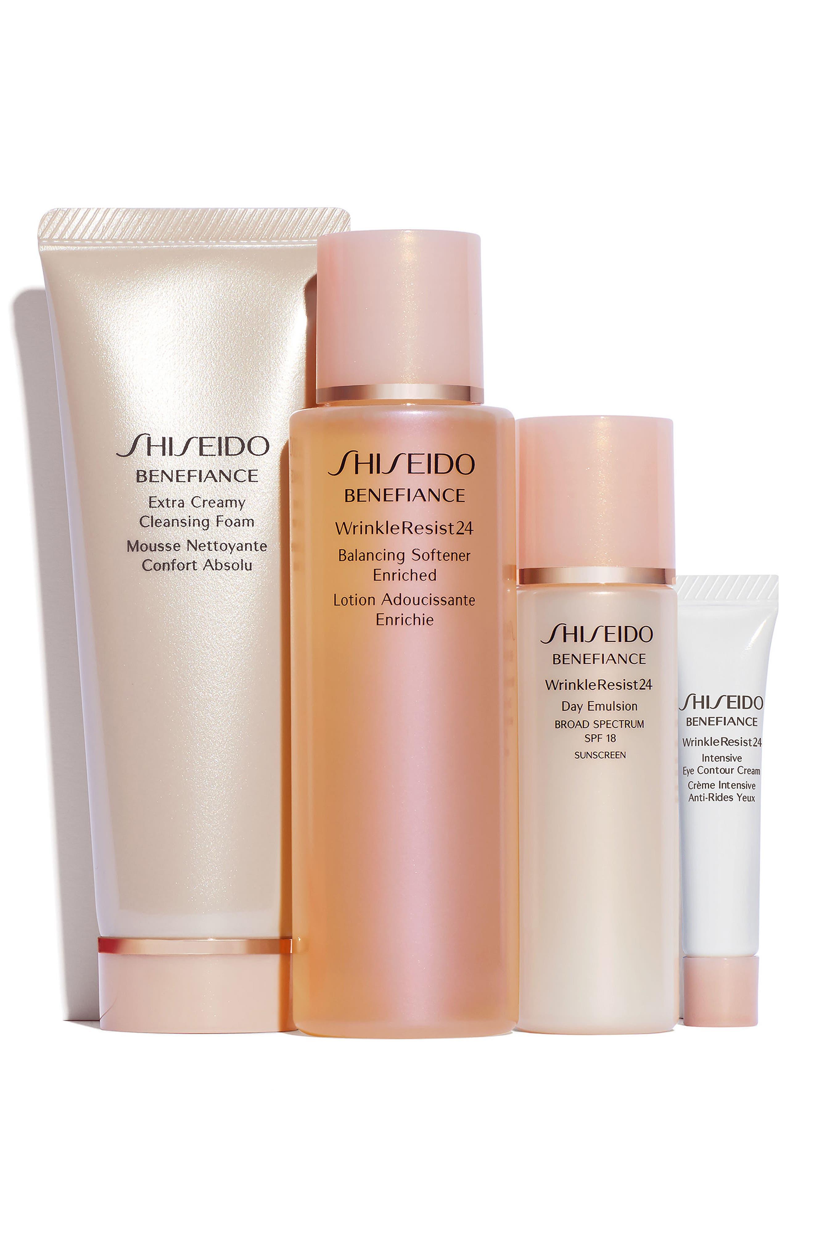 shiseido deal