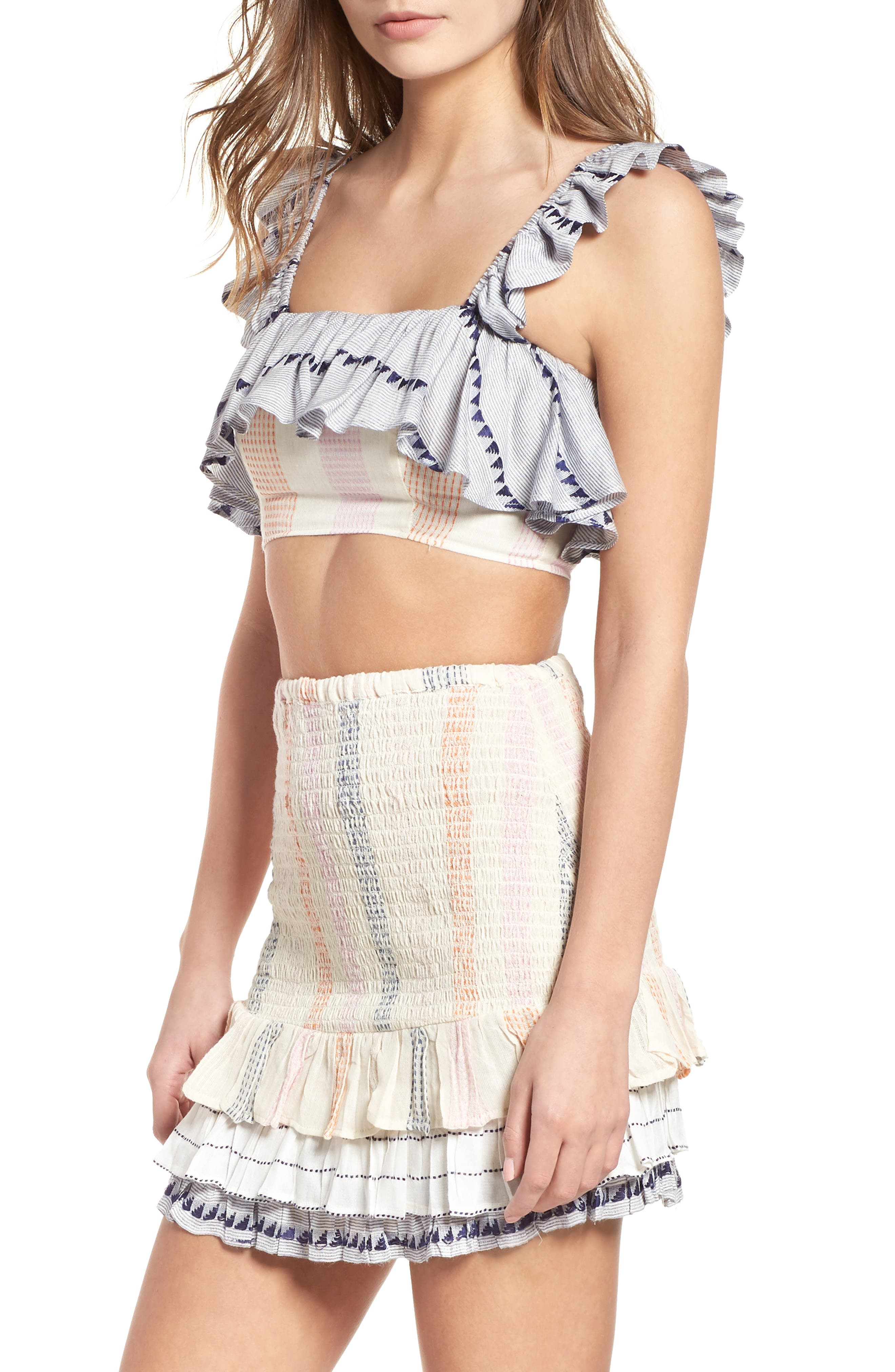 Tularosa Denny Crop Top