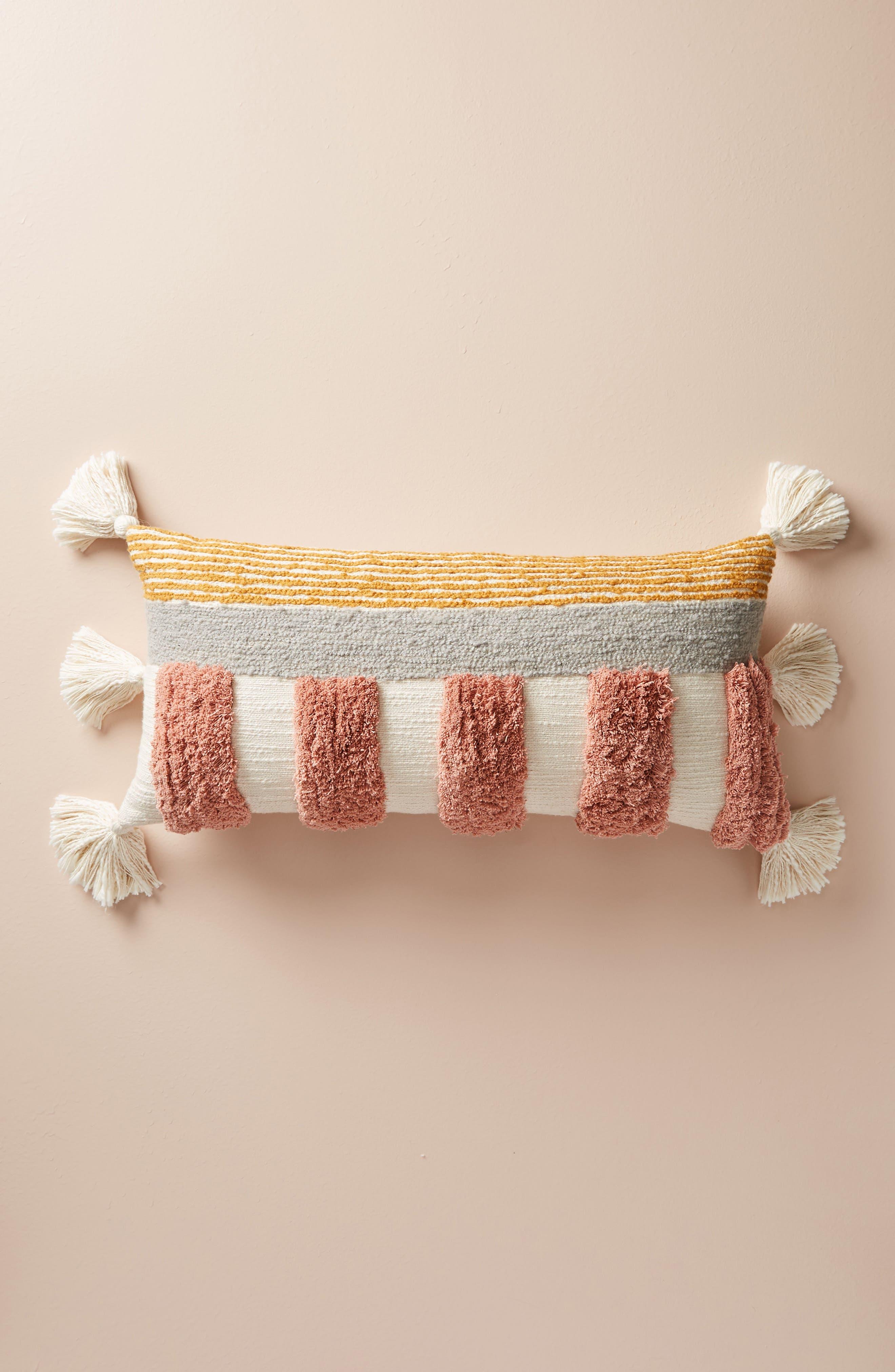 Main Image - Anthropologie Rayas Lumbar Accent Pillow