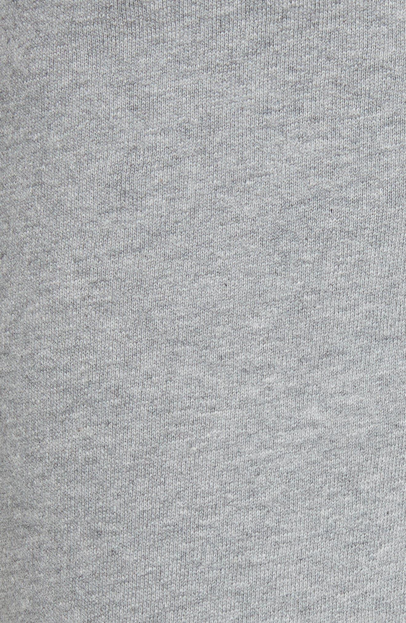 Nickford Lounge Pants,                             Alternate thumbnail 5, color,                             Pale Grey Melange