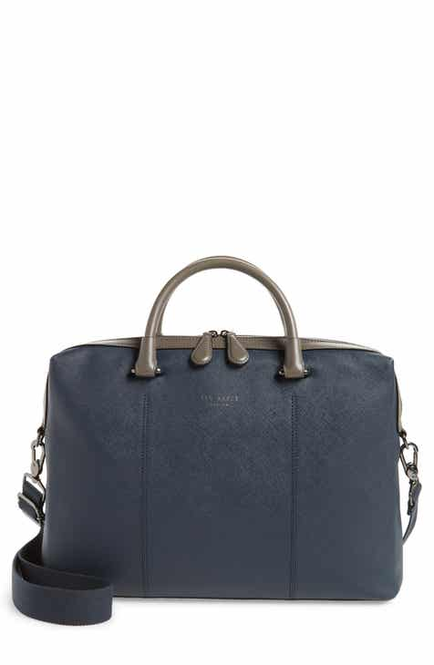 Famous Men's Blue Briefcase Backpacks, Messenger Bags, Duffels and  JJ08