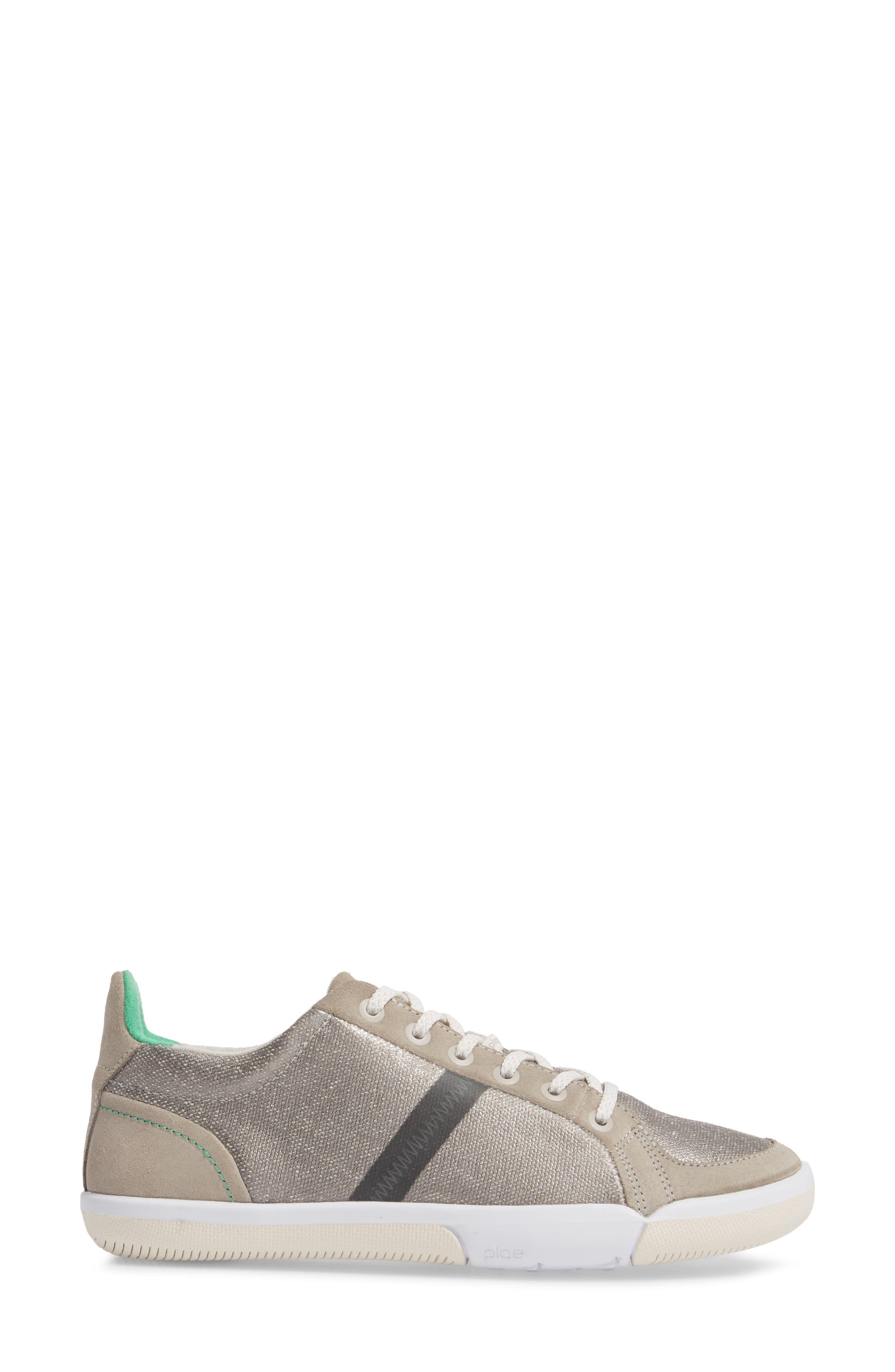 Prospect Sneaker,                             Alternate thumbnail 3, color,                             Grey