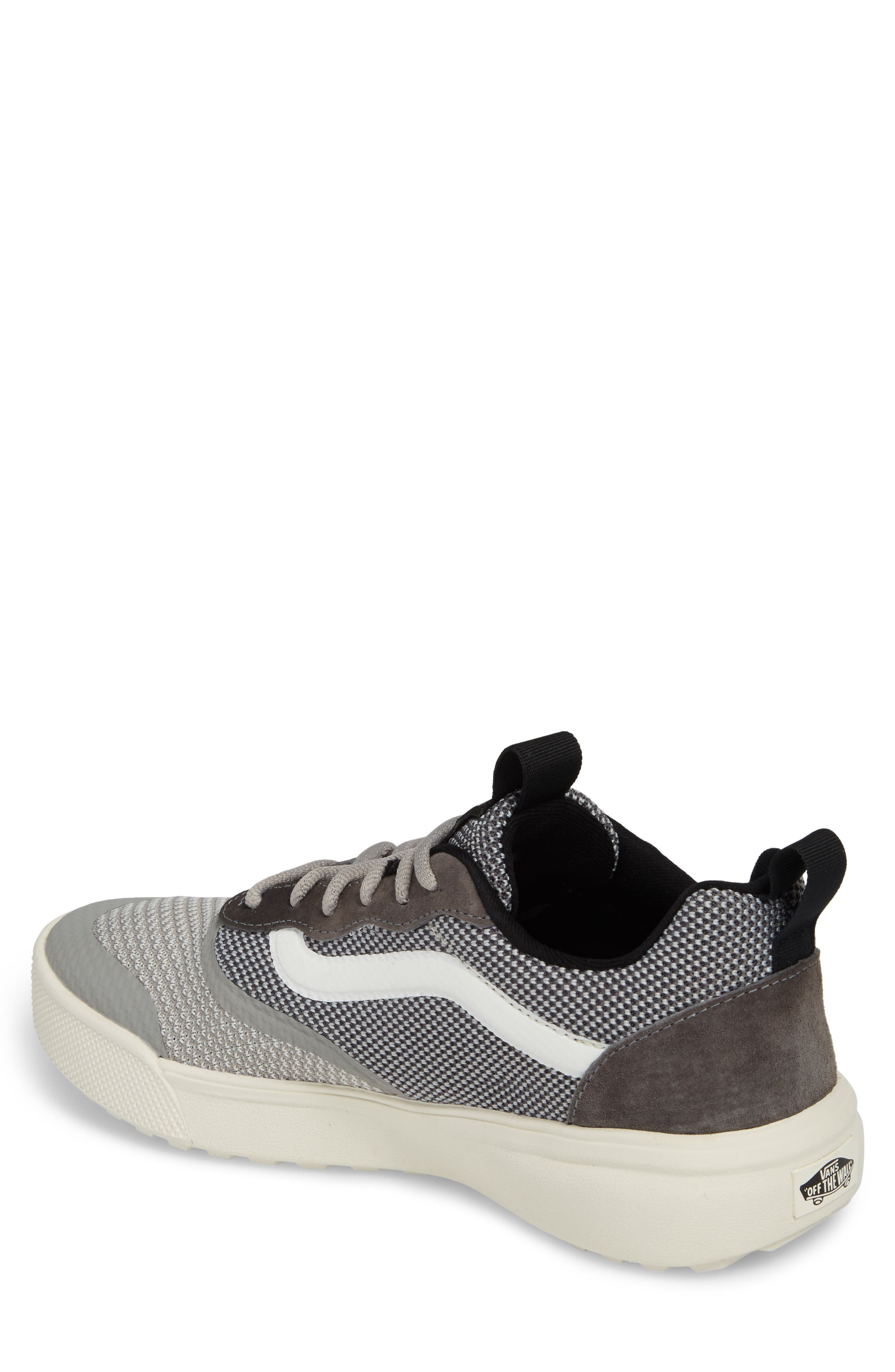 UltraRange DX Low Top Sneaker,                             Alternate thumbnail 2, color,                             Pewter/ Drizzle