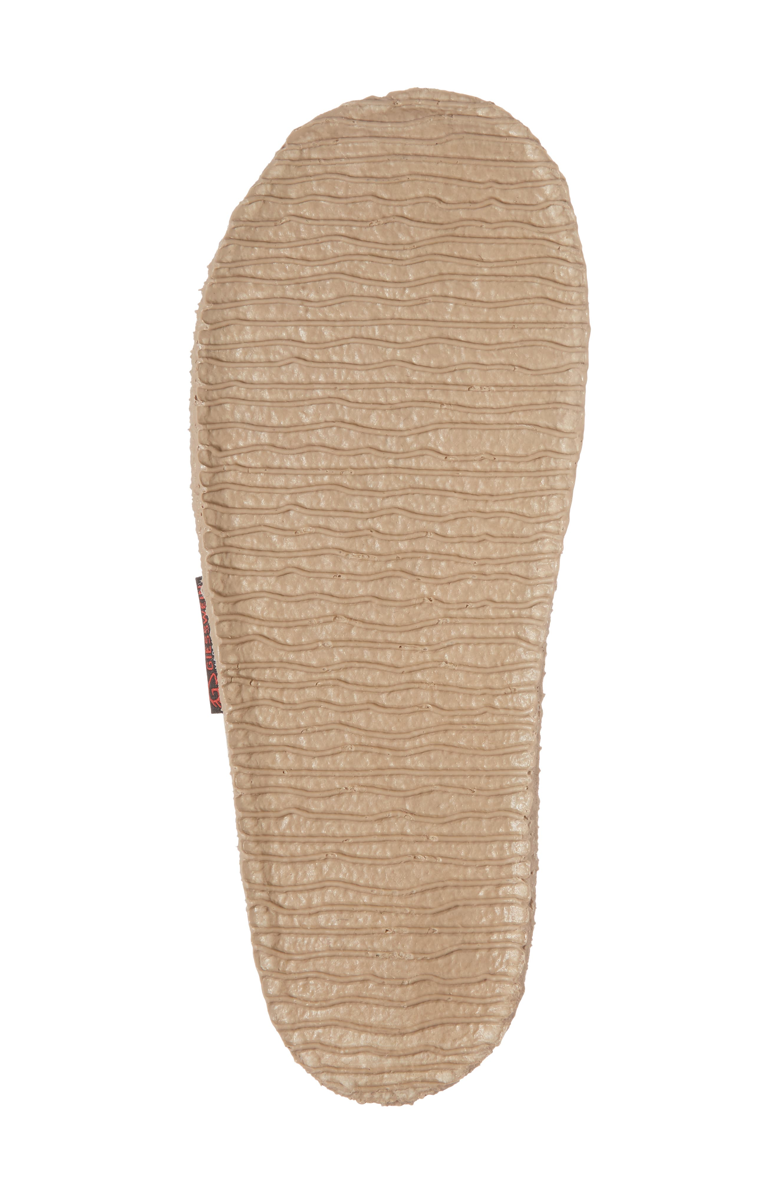 Meadow Slipper,                             Alternate thumbnail 6, color,                             Natural Fabric