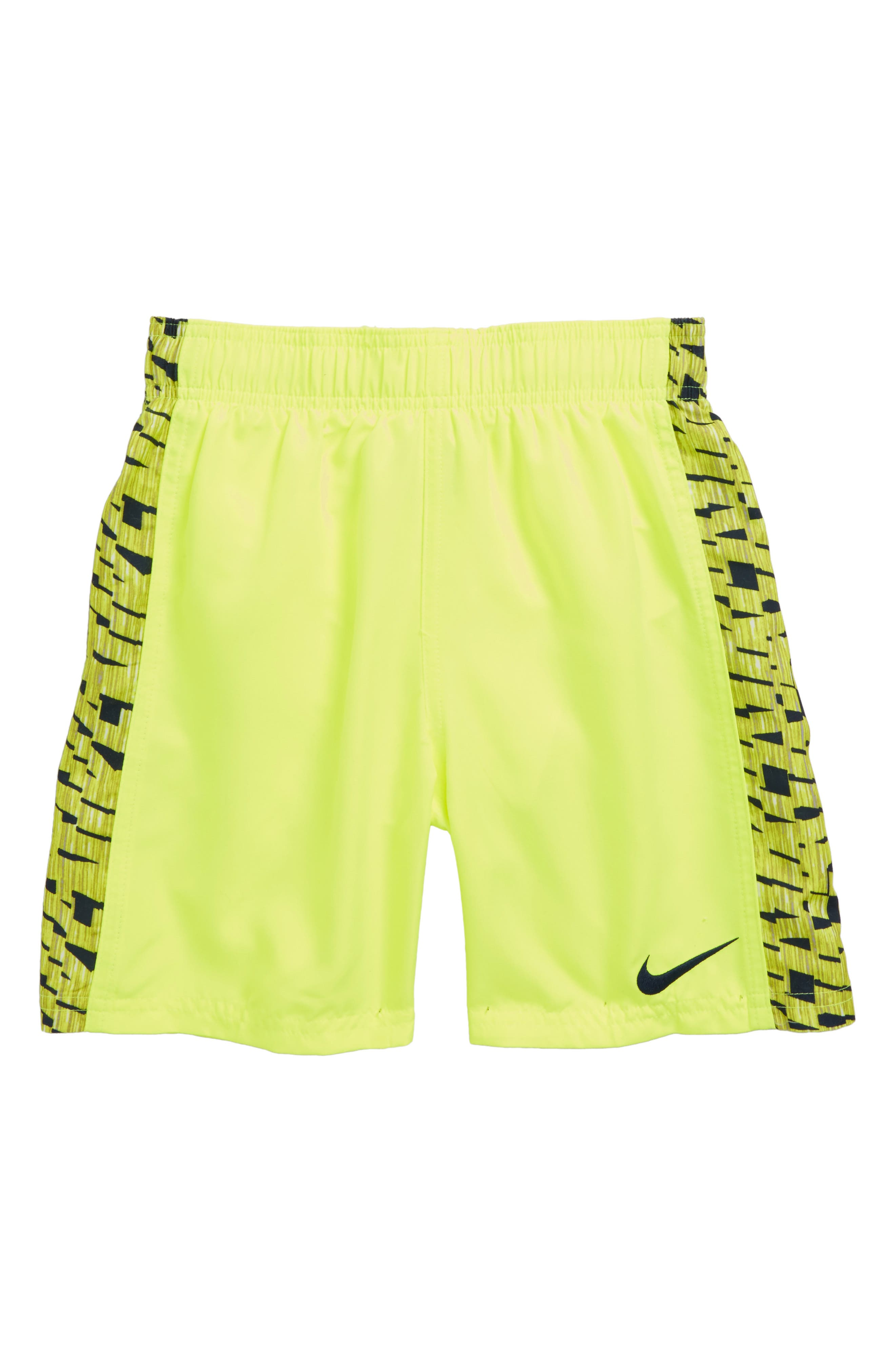 Alternate Image 1 Selected - Nike Racer Volley Shorts (Big Boys)