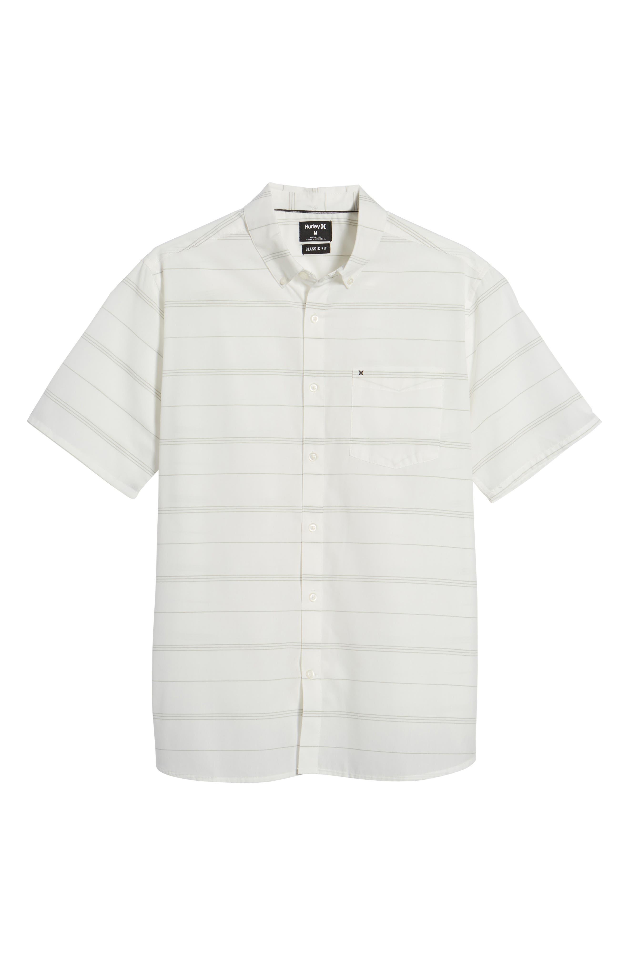 Dri-FIT Rhythm Shirt,                             Alternate thumbnail 6, color,                             Sail