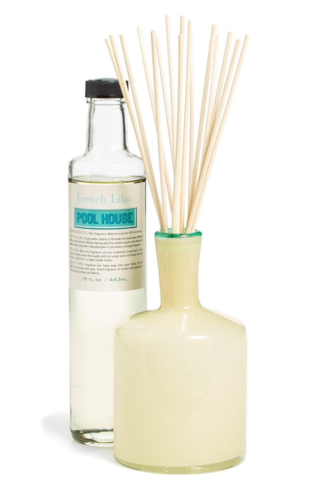 'French Lilac - Pool House' Fragrance Diffuser,                         Main,                         color, No Color