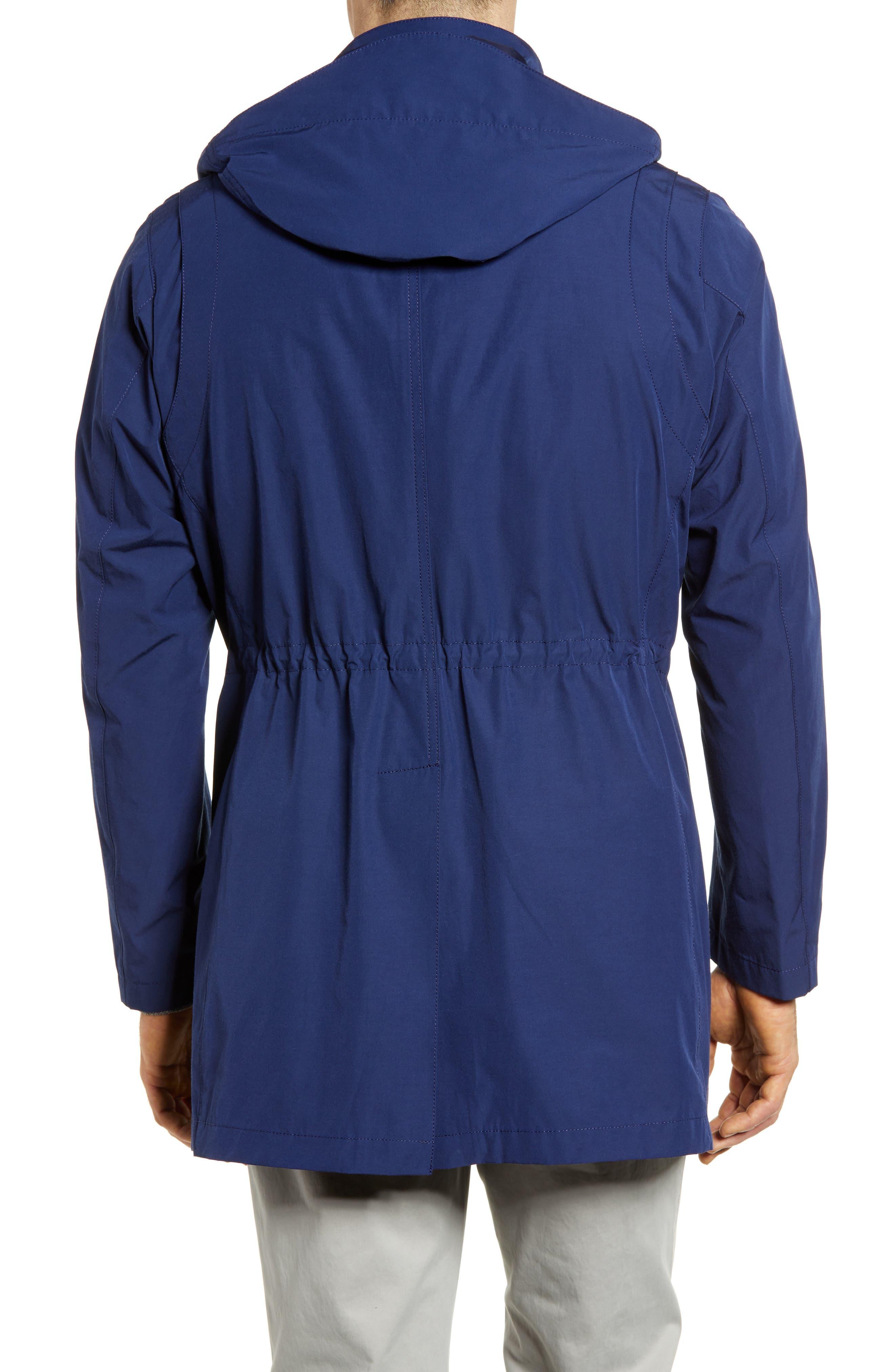 Getaway Raincoat,                             Alternate thumbnail 2, color,                             Royal Blue