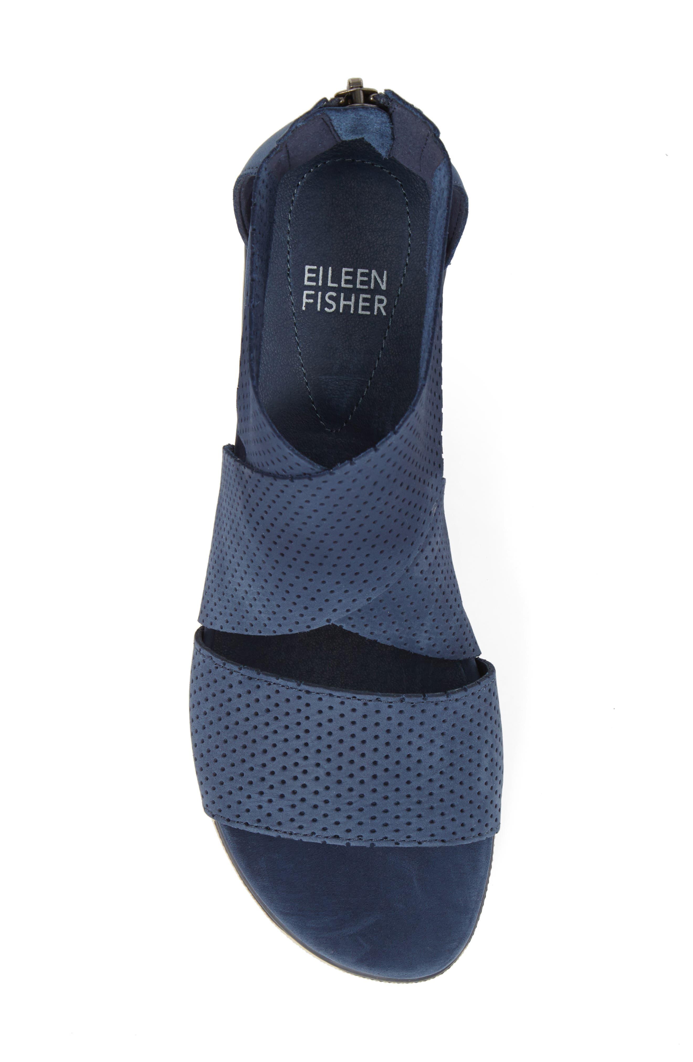 Alternate Image 5  - Eileen Fisher Sport Platform Sandal