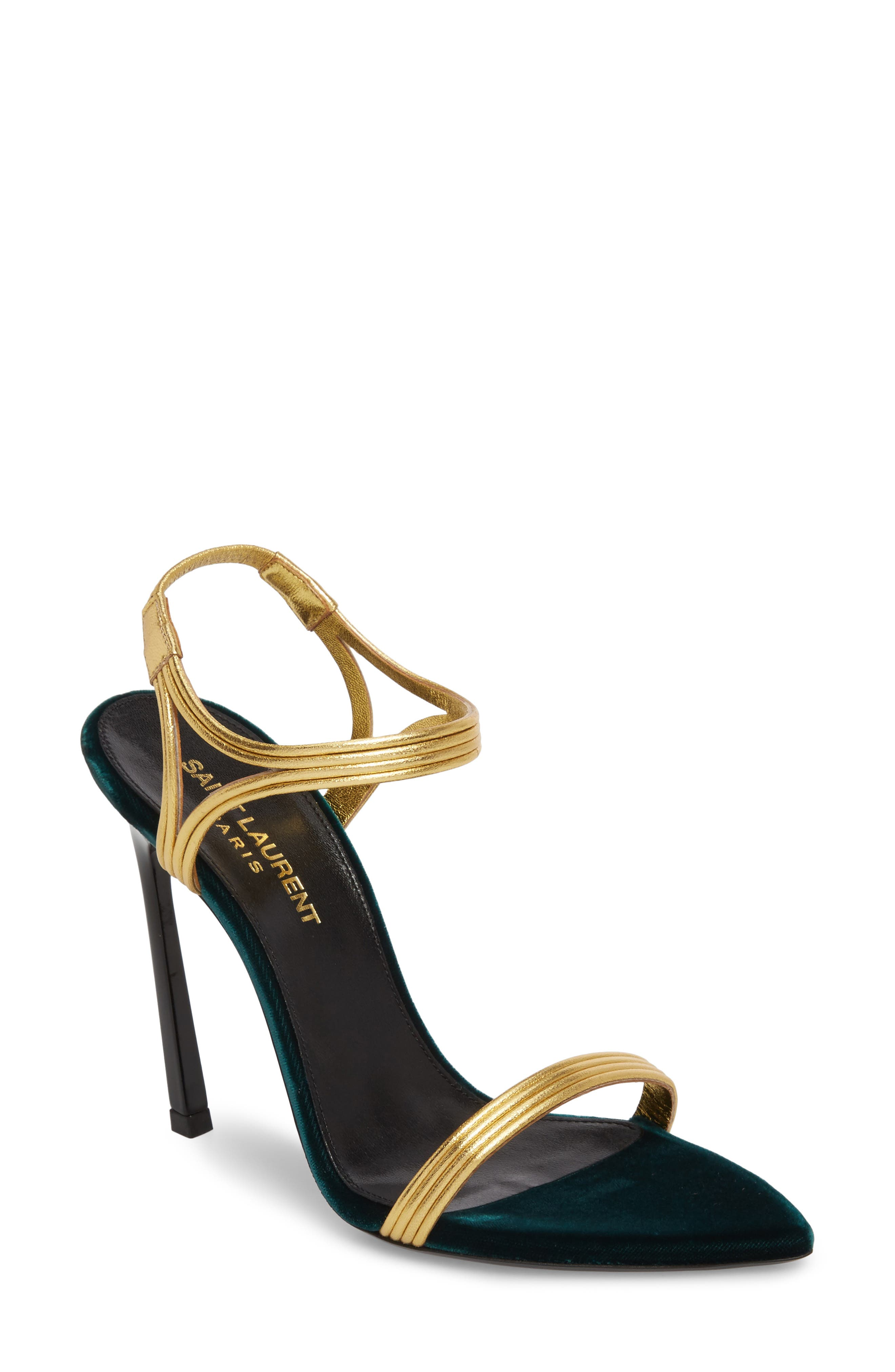 Talitha Sandal,                             Main thumbnail 1, color,                             Gold