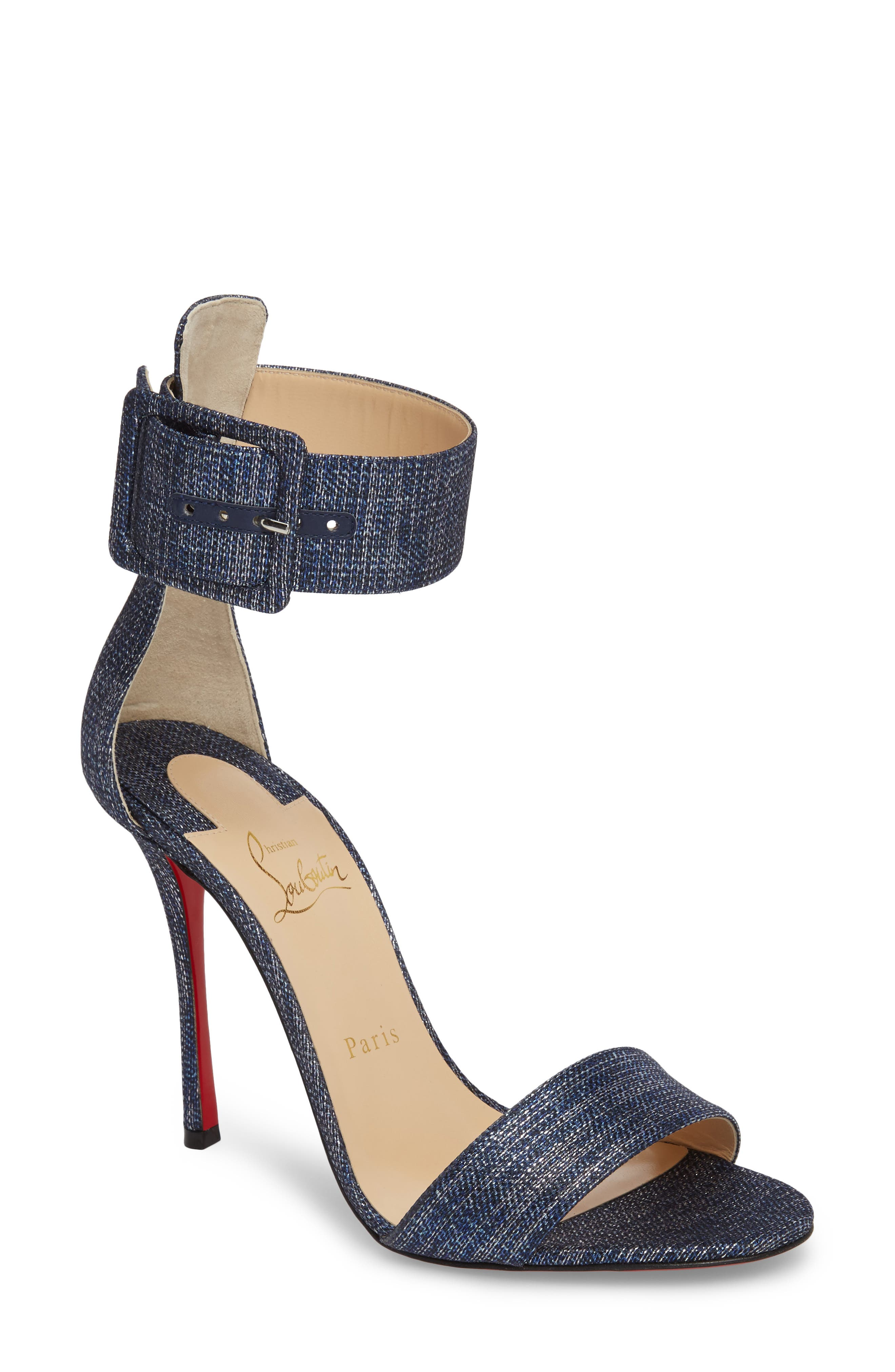 Christian Louboutin Blade Runana Cuffed Sandal (Women)
