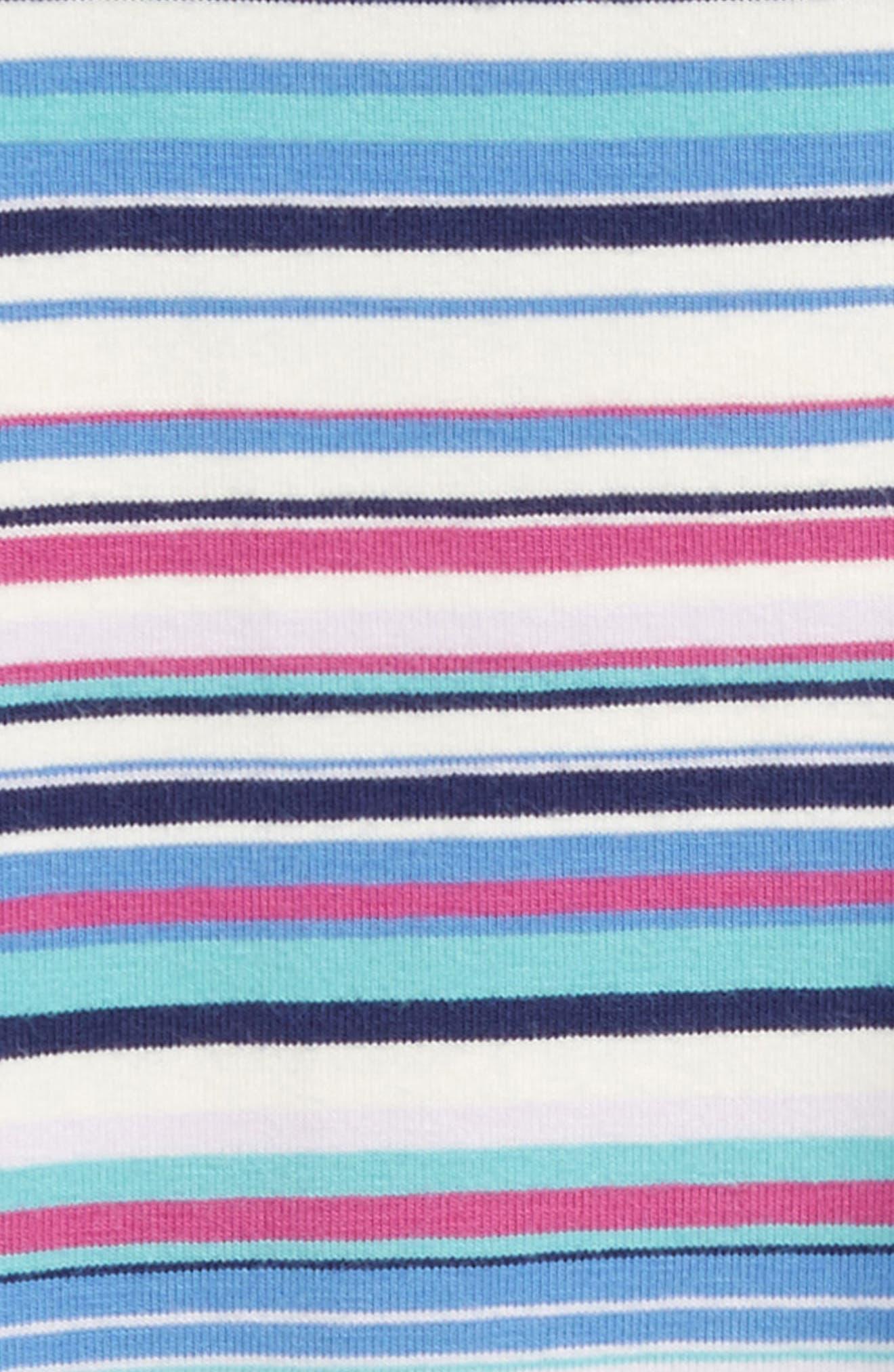 Multistripe Leggings,                             Alternate thumbnail 2, color,                             Blue Yarrow