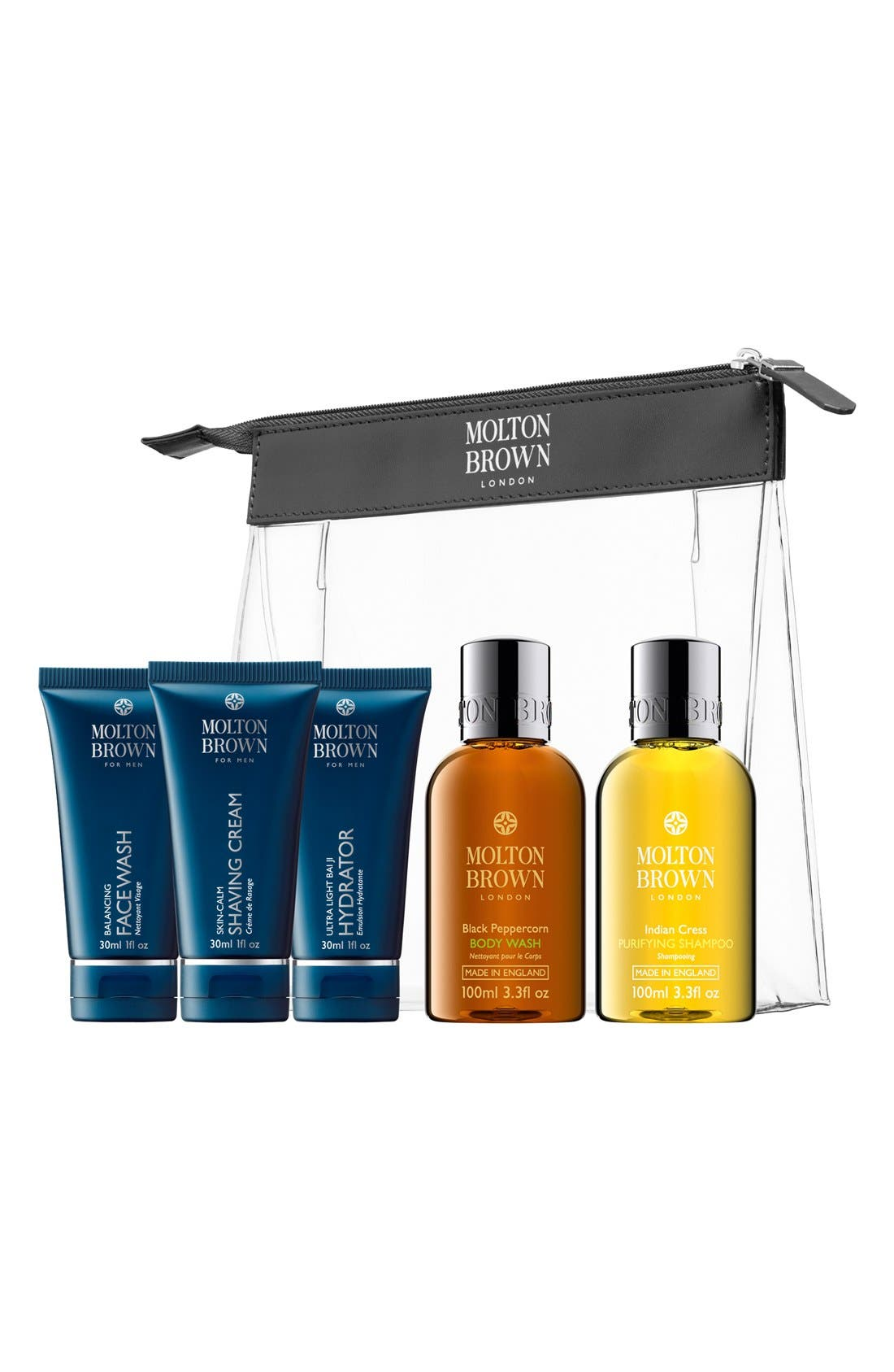 MOLTON BROWN London Mens' Carry-On Set