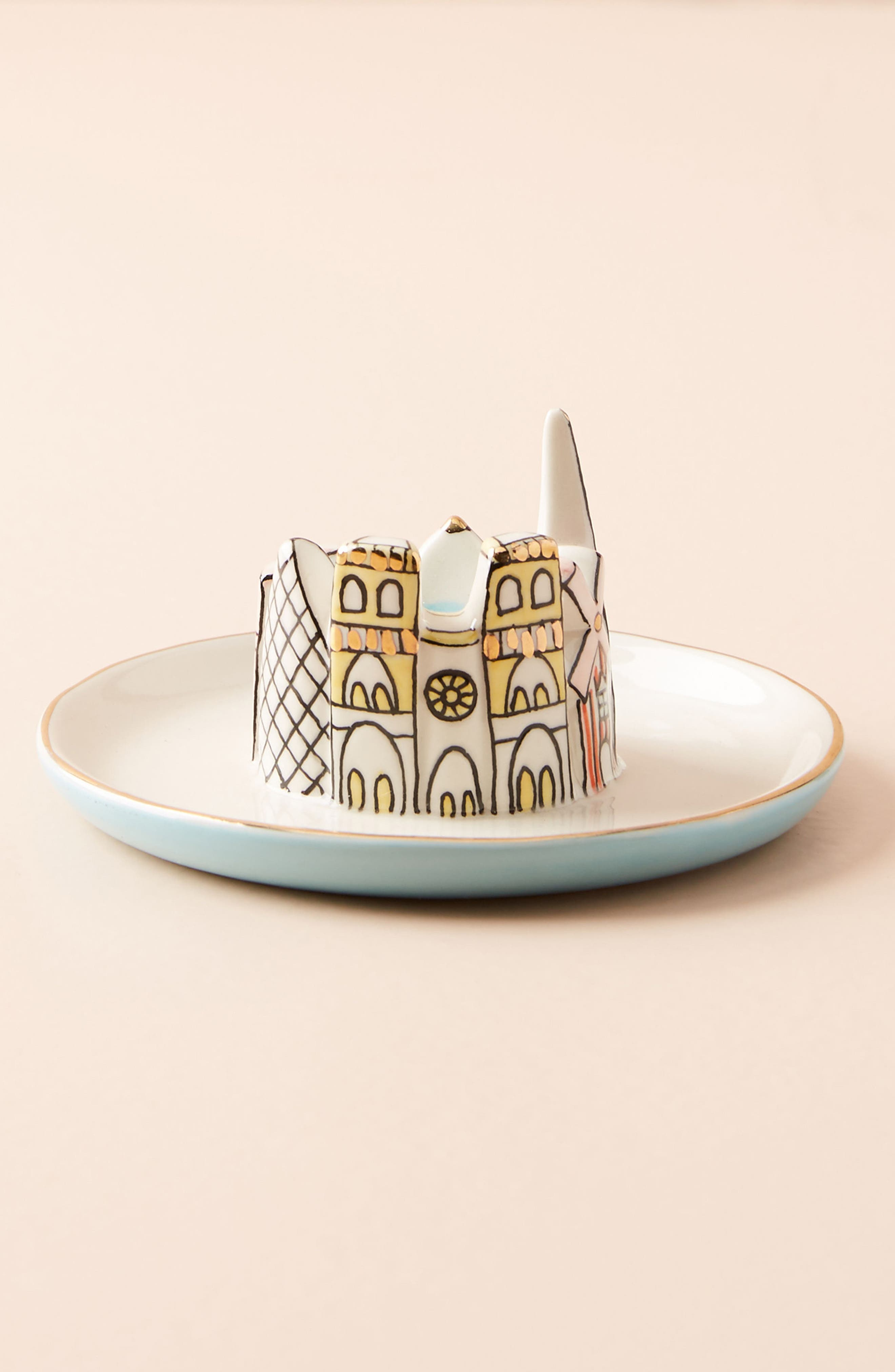 City Trinket Dish,                             Main thumbnail 1, color,                             Paris