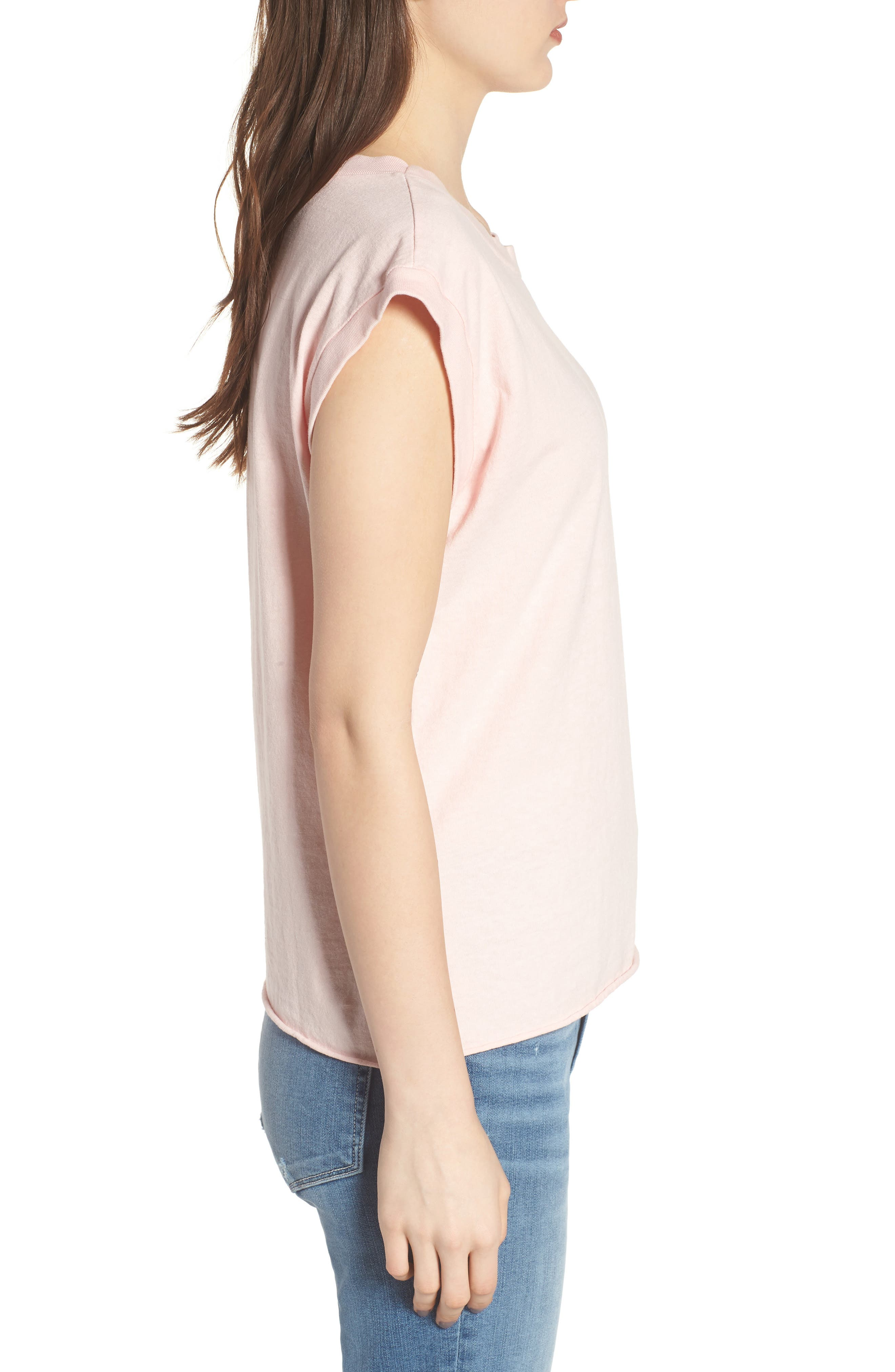Muscle Tee,                             Alternate thumbnail 3, color,                             Love Letter