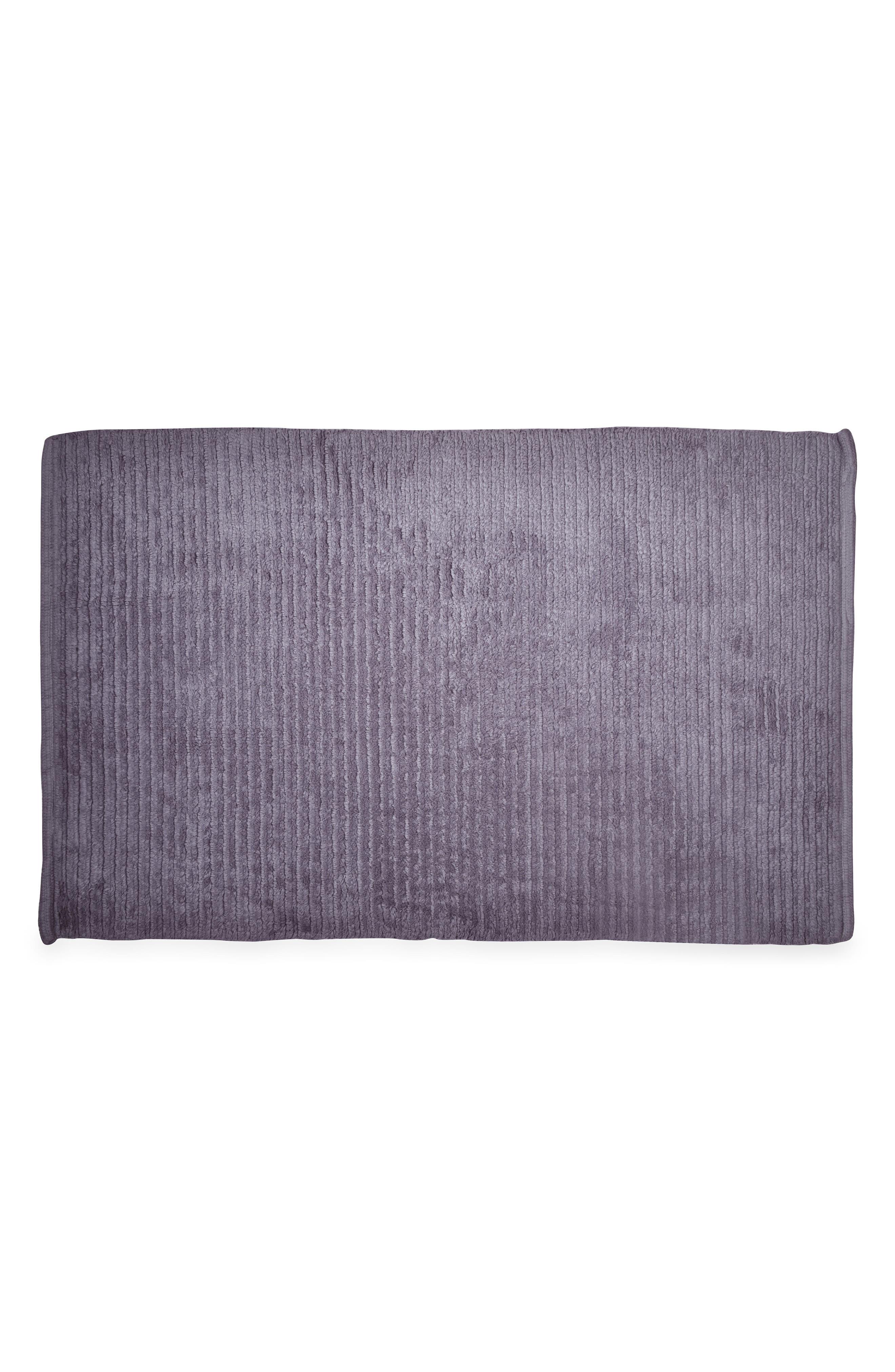 Mercer Bath Rug,                             Main thumbnail 1, color,                             Dusty Lavender