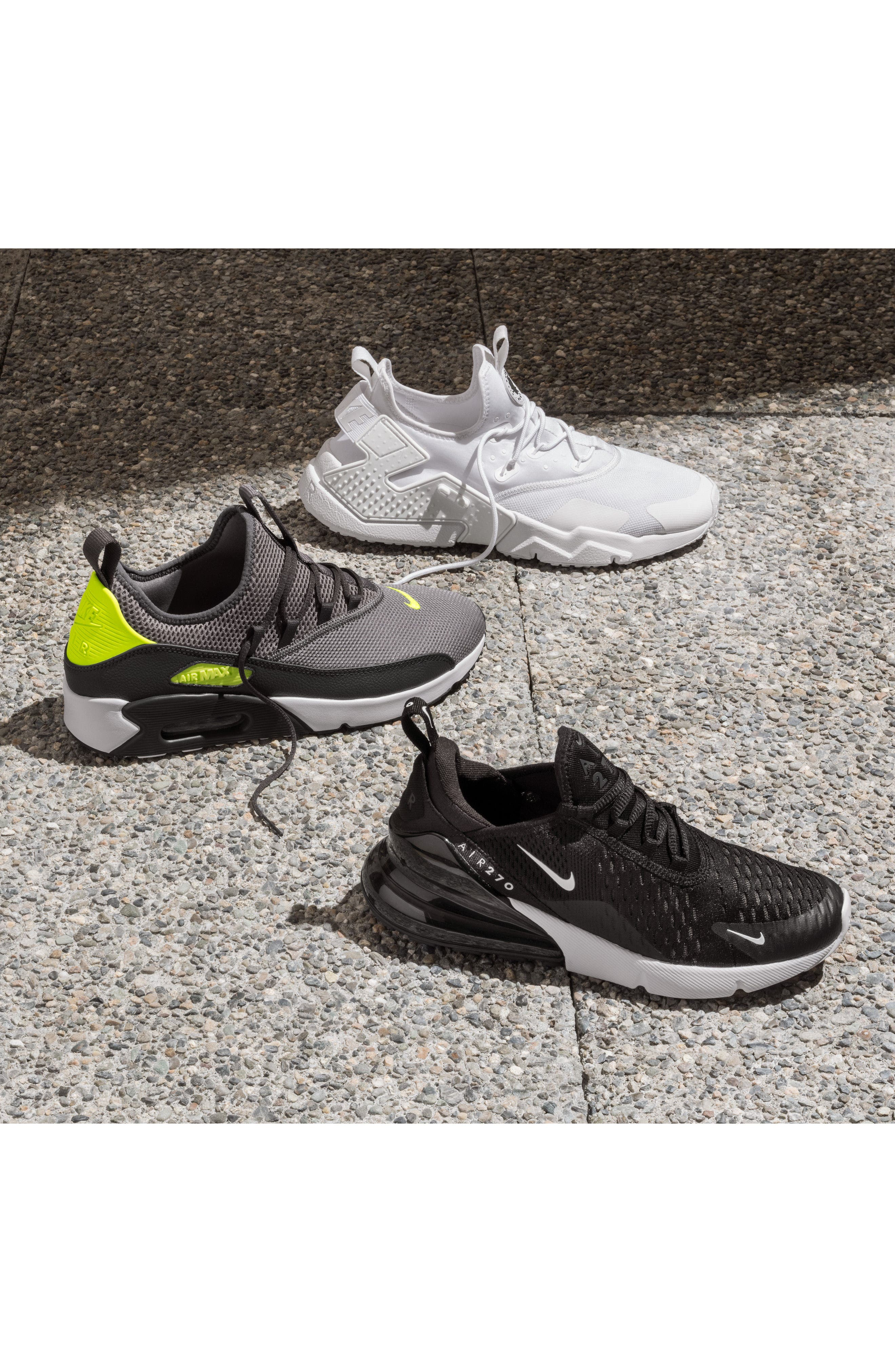 Air Huarache Drift Sneaker,                             Alternate thumbnail 7, color,