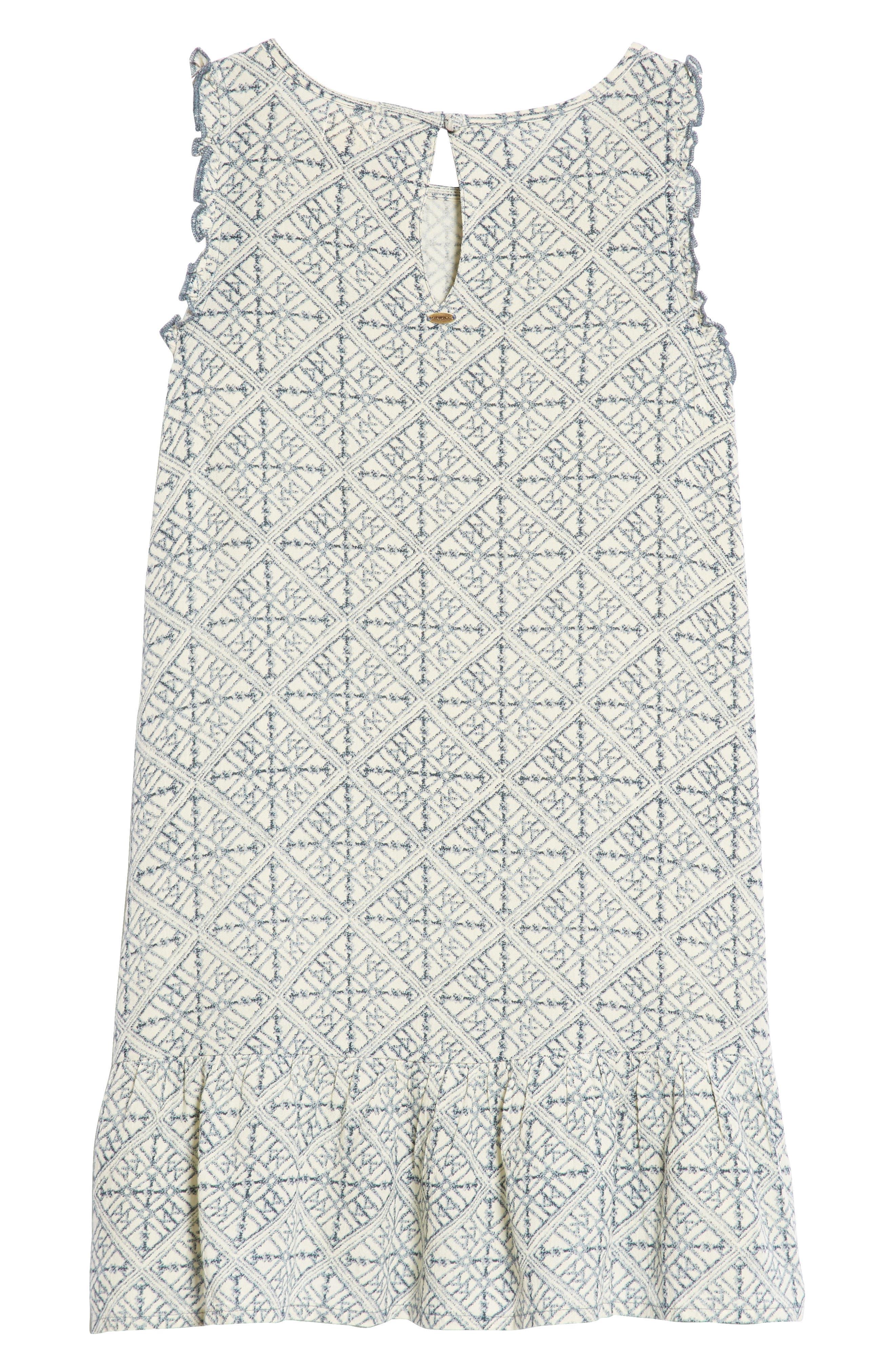Lani Geo Print Shift Dress,                             Alternate thumbnail 2, color,                             Eventide