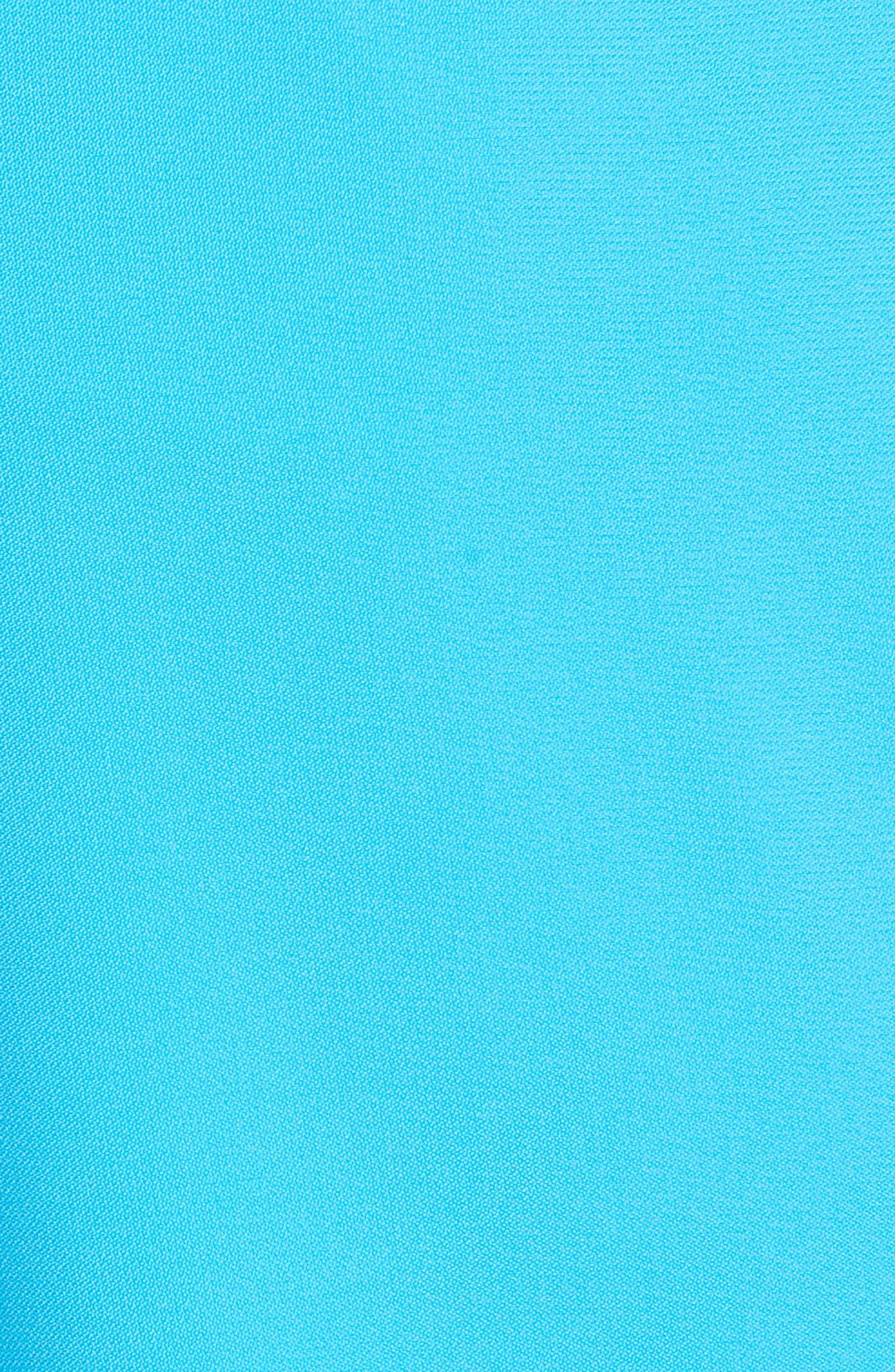 Soft Pleated Trousers,                             Alternate thumbnail 5, color,                             Malibu