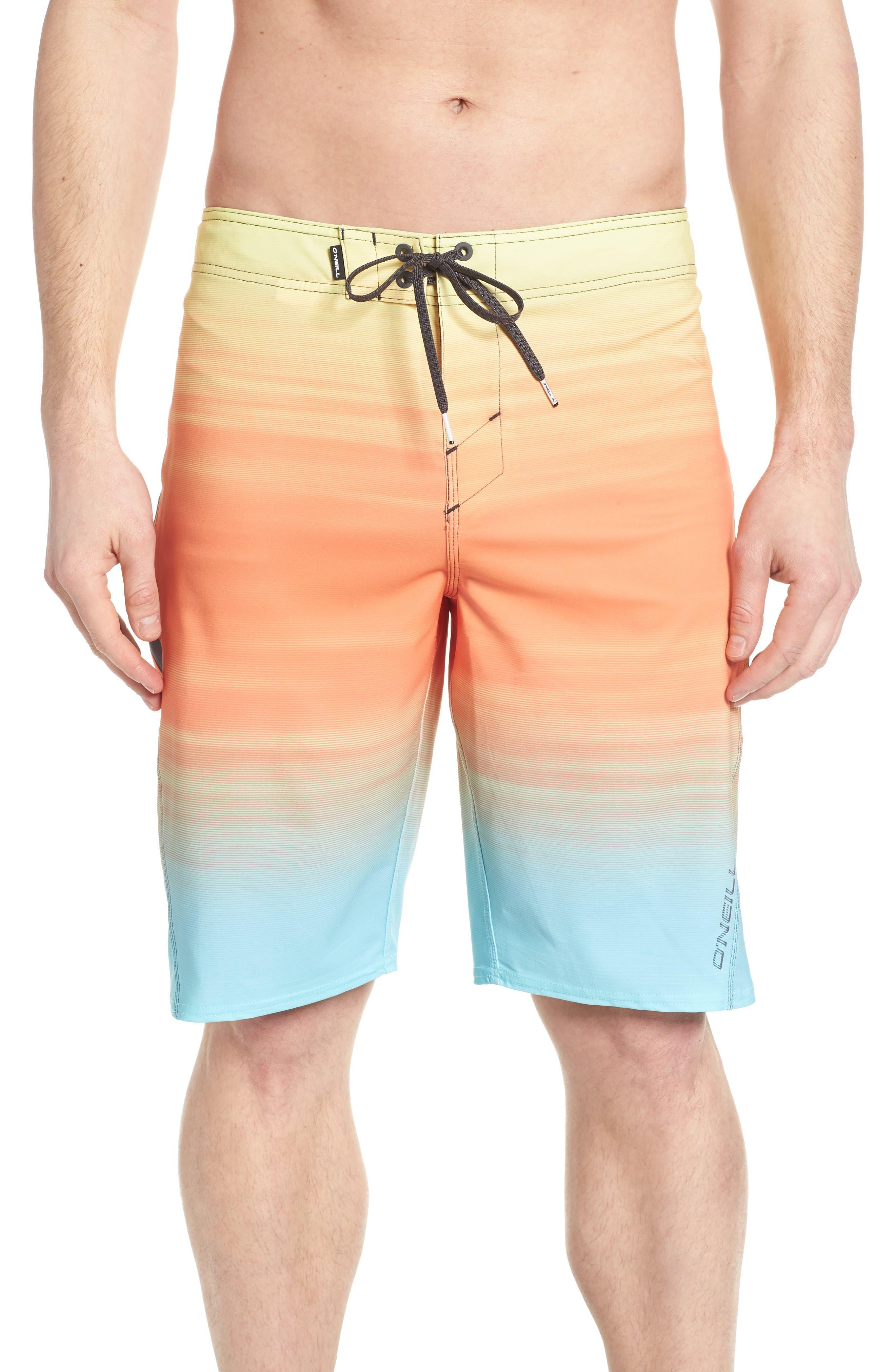 Superfreak Mysto Board Shorts,                         Main,                         color, Multi