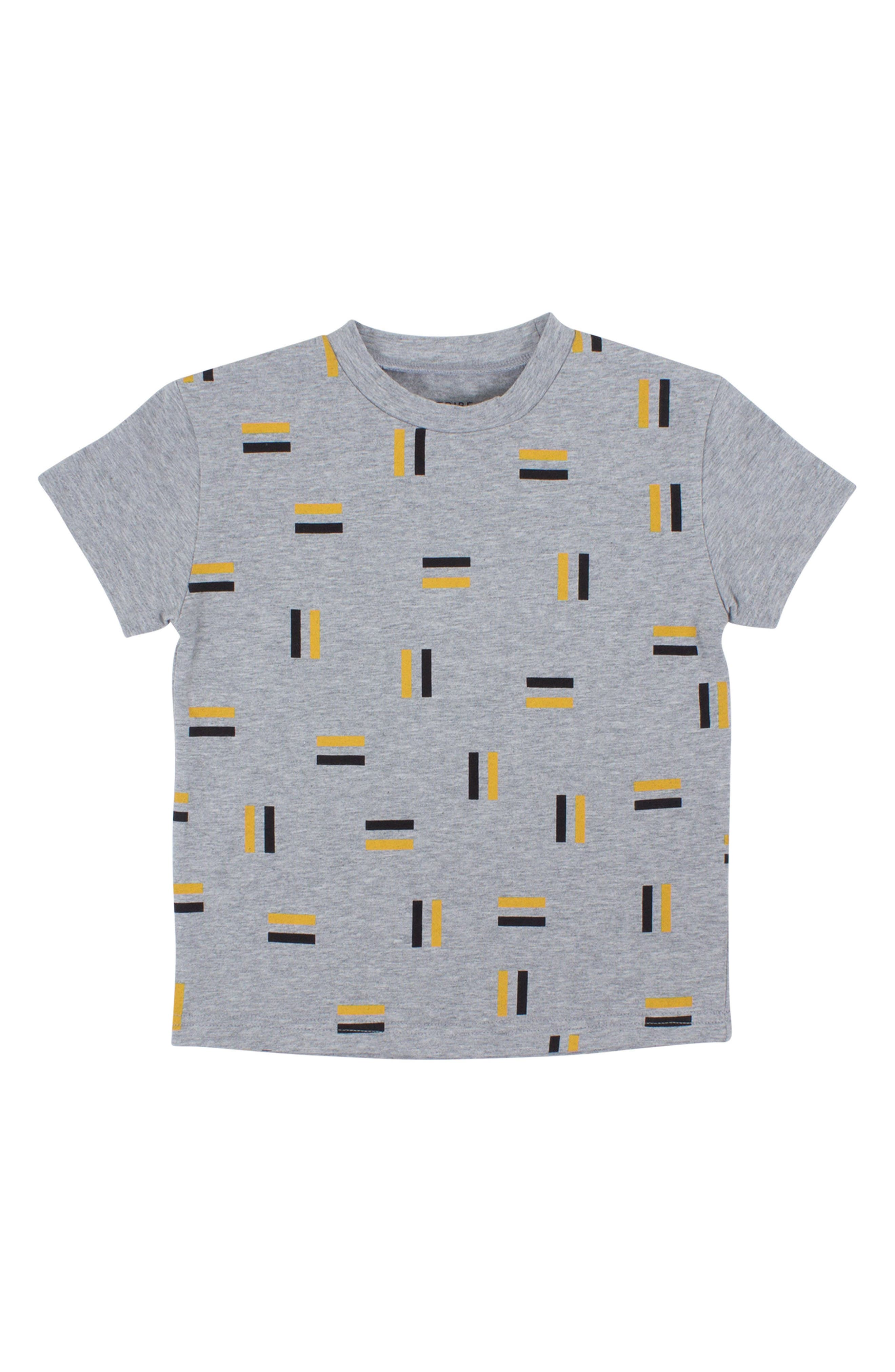 Tiny Tribe Pause T-Shirt (Toddler Boys & Little Boys)