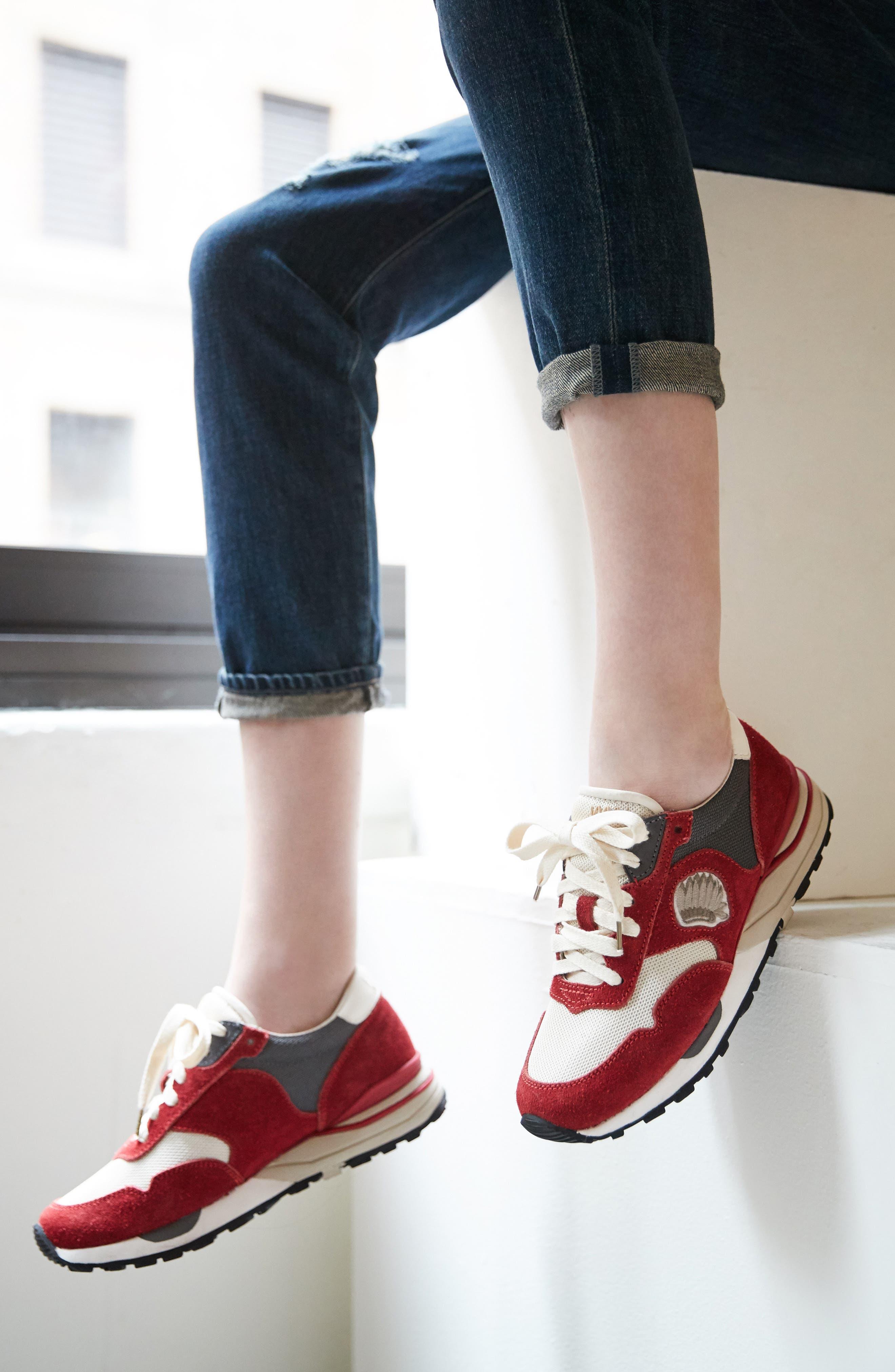 Alternate Image 2  - WMV visvim Roland Jogger Sneaker (Women)