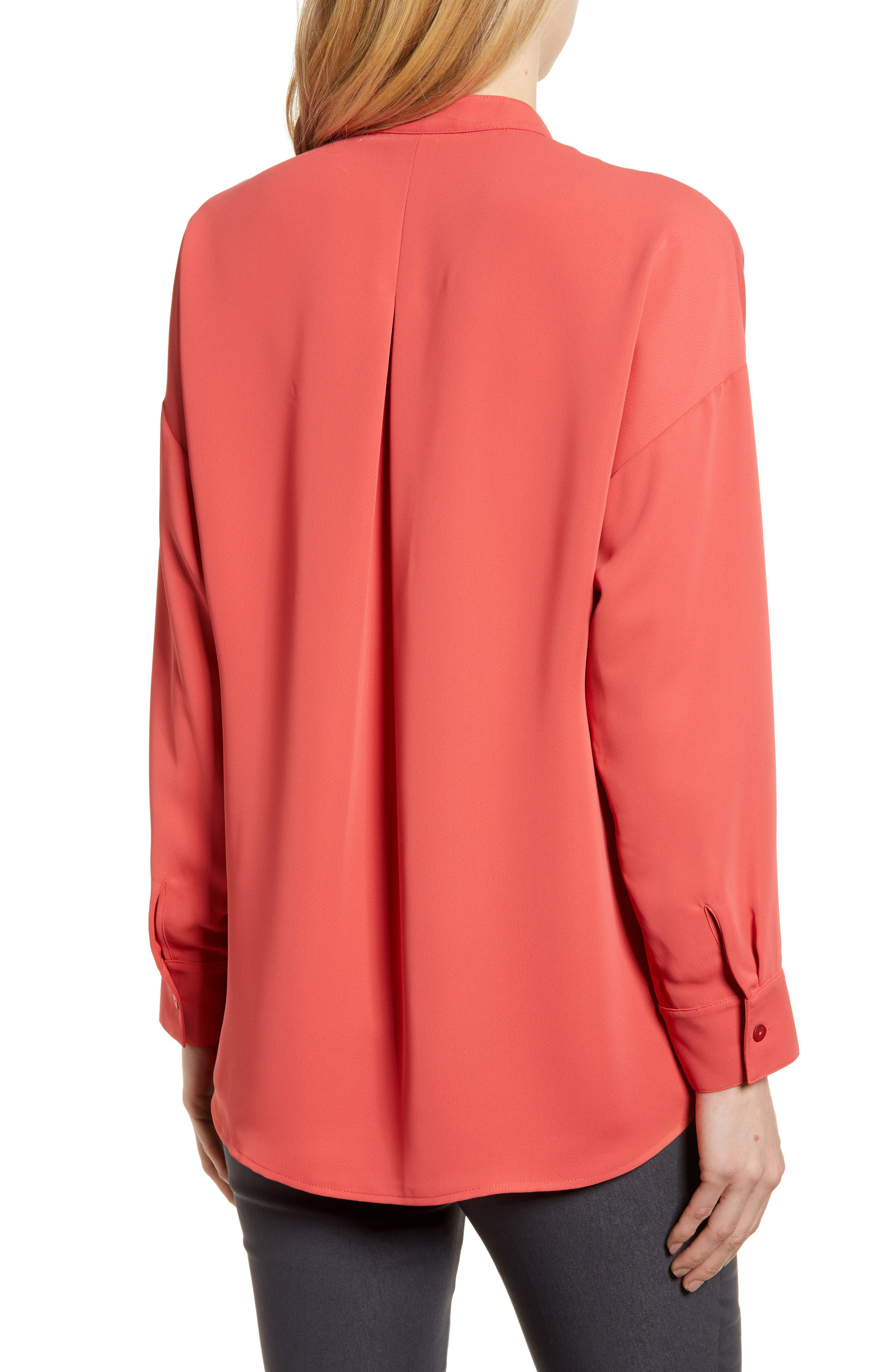 Moroccan Top,                             Alternate thumbnail 6, color,                             Spiced Rose