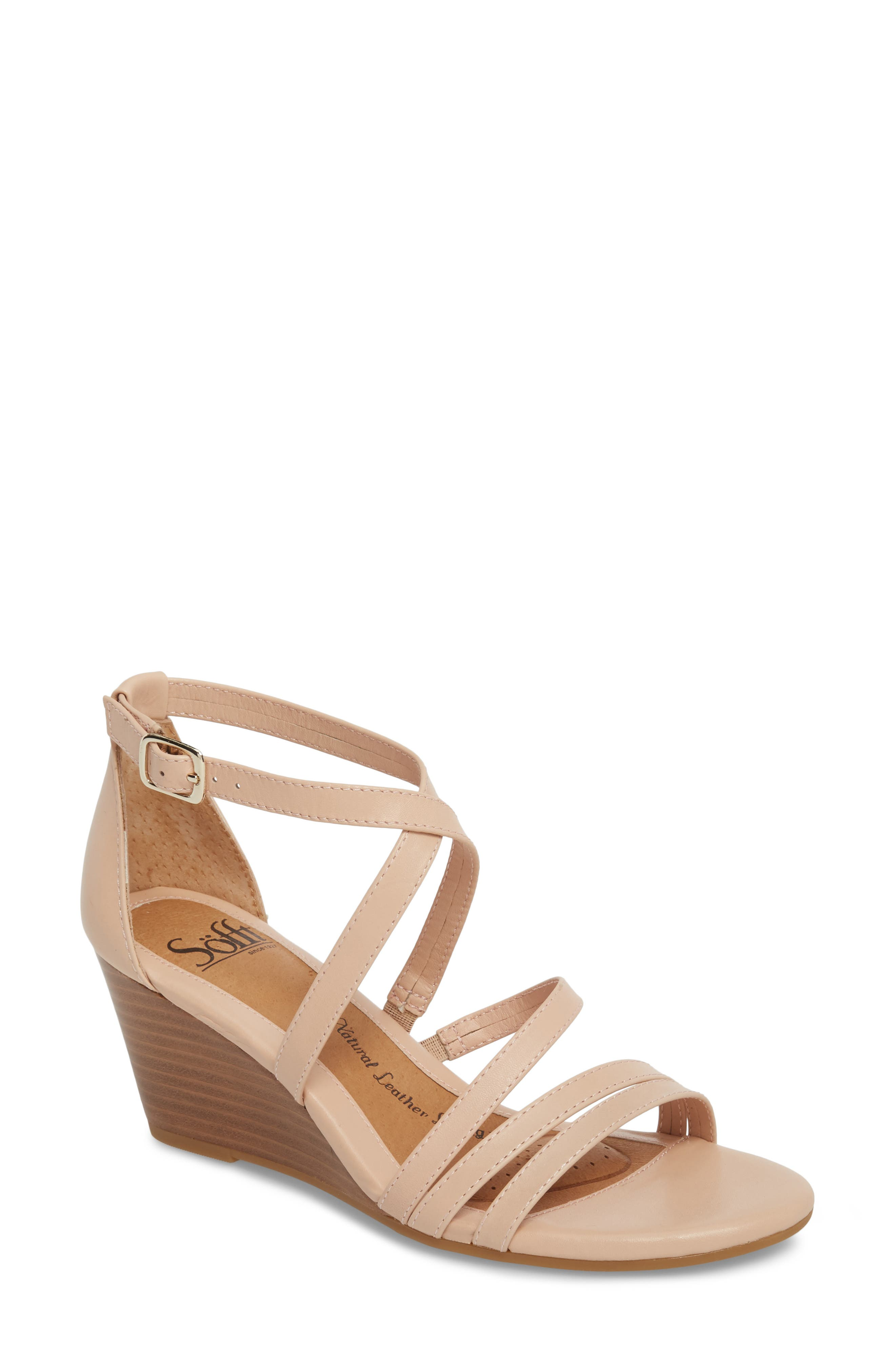 Söfft Mecina Wedge Sandal (Women)