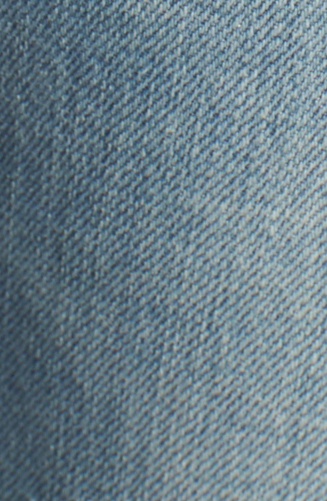 Jim Slim Fit Jeans,                             Alternate thumbnail 5, color,                             Hollis