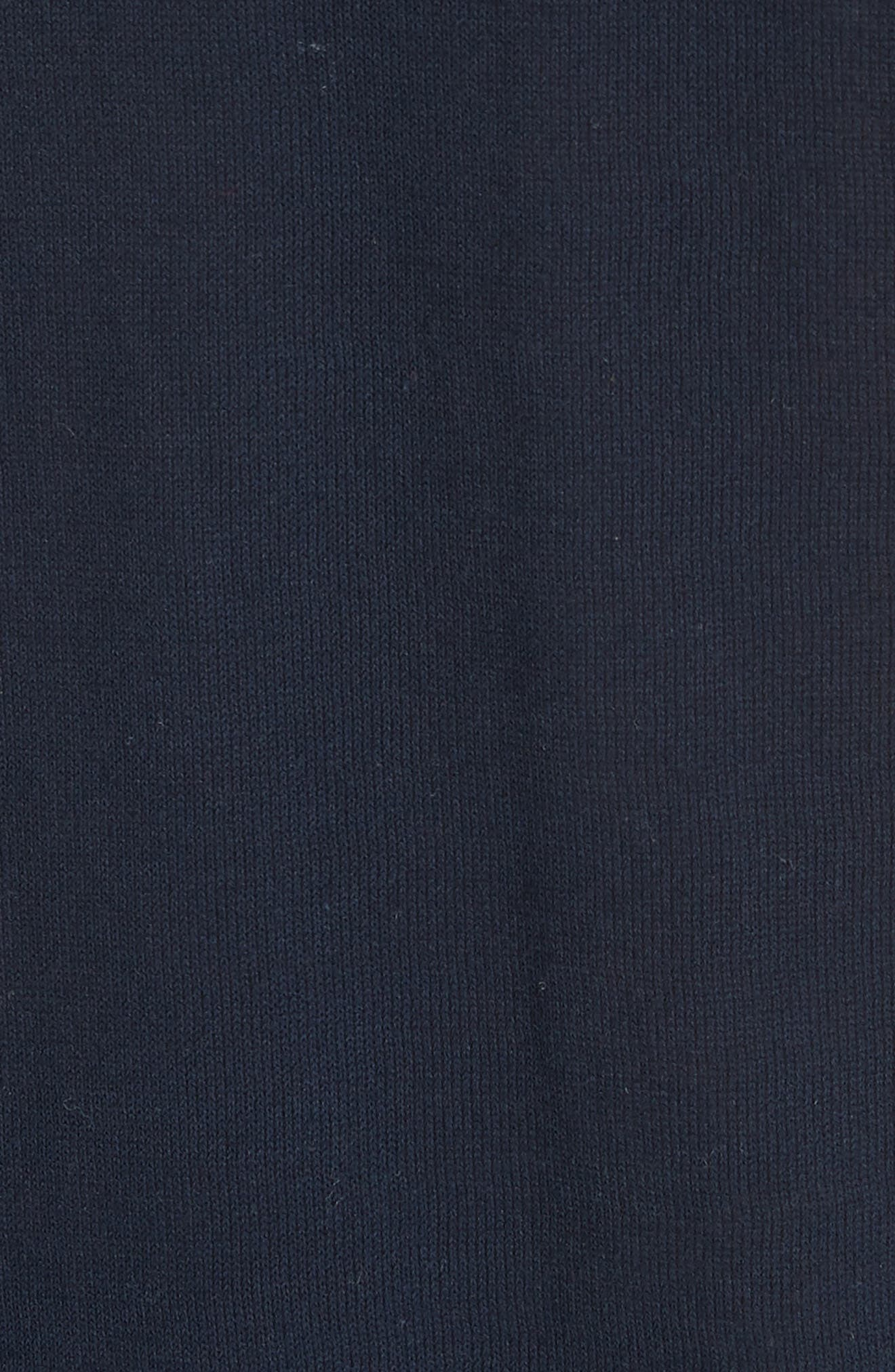 Channing Sweater,                             Alternate thumbnail 5, color,                             Tory Navy