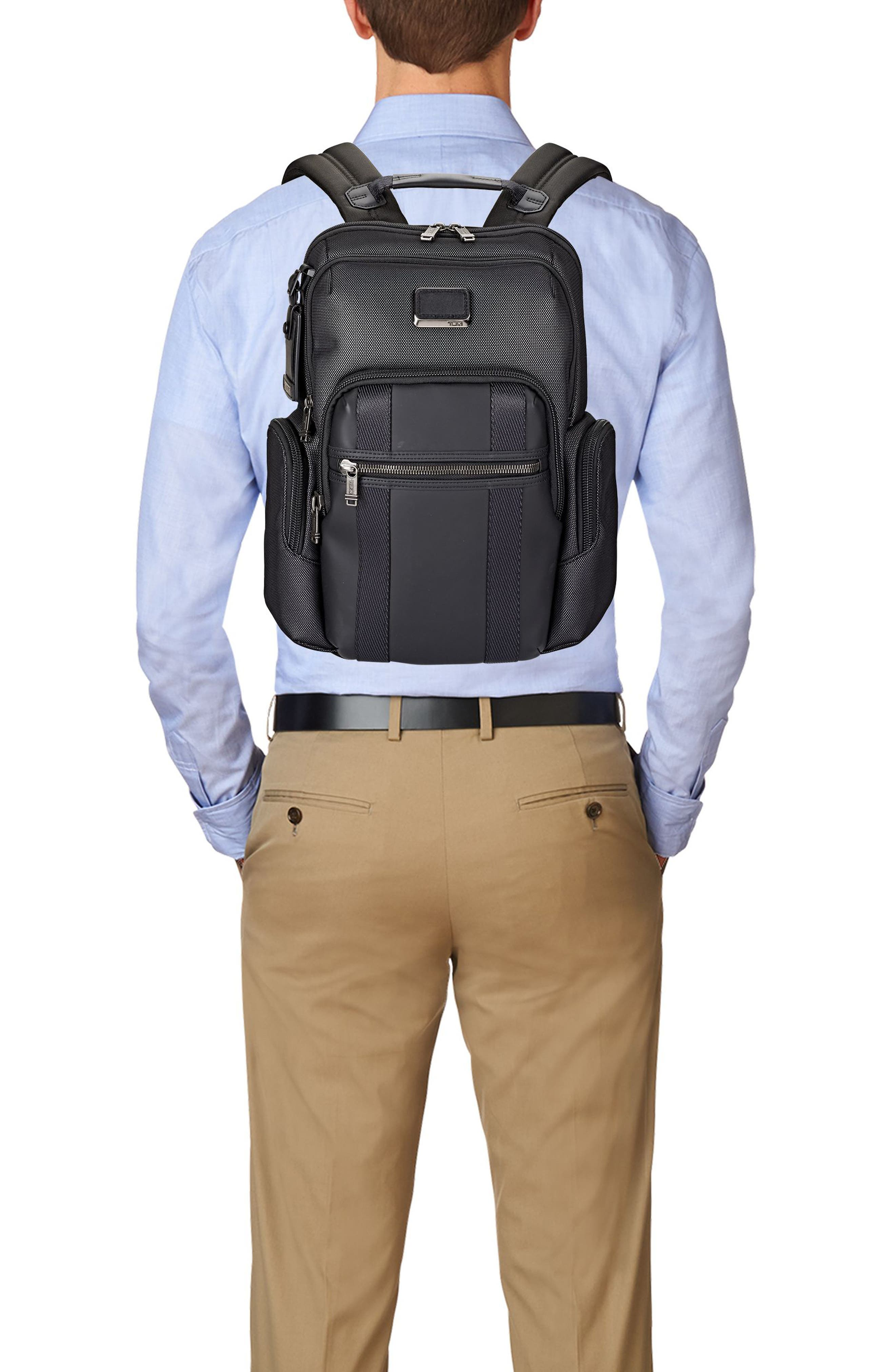 Alpha Bravo - Nellis Backpack,                             Alternate thumbnail 2, color,                             Reflective Silver
