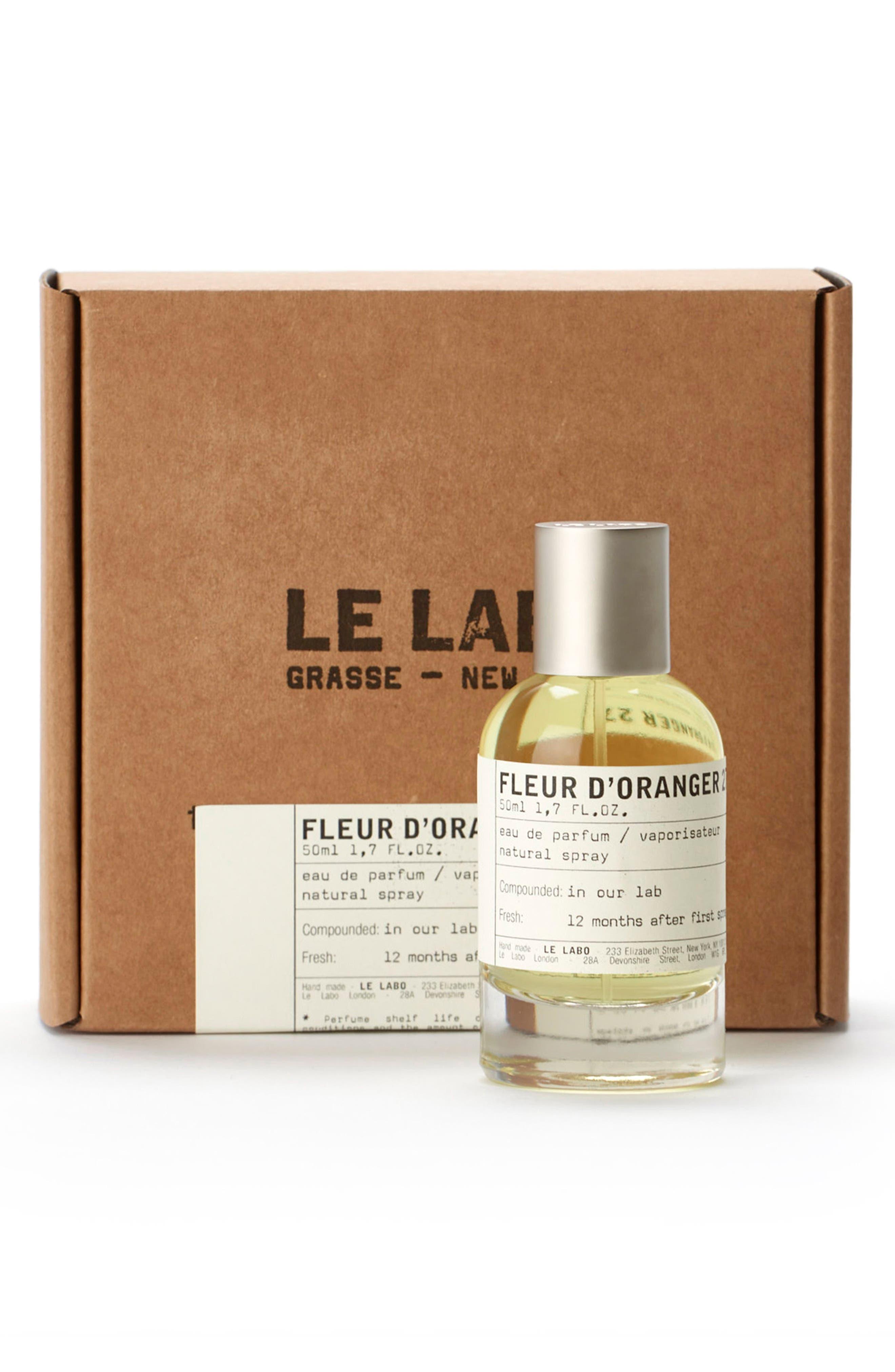 'Fleur d'Oranger 27' Eau de Parfum,                             Alternate thumbnail 3, color,                             No Color