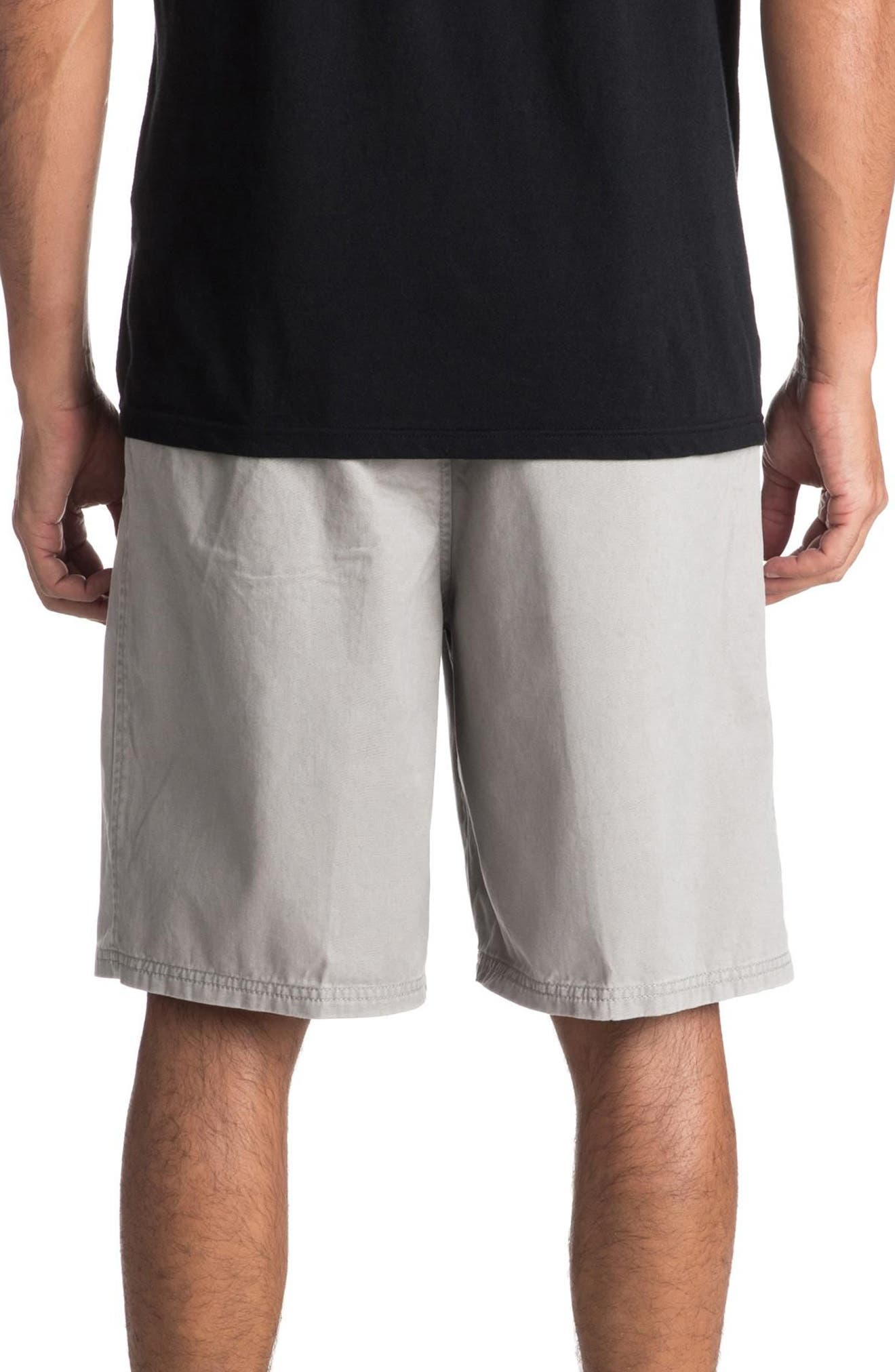 Cabo 5 Shorts,                             Alternate thumbnail 2, color,                             Steeple Grey