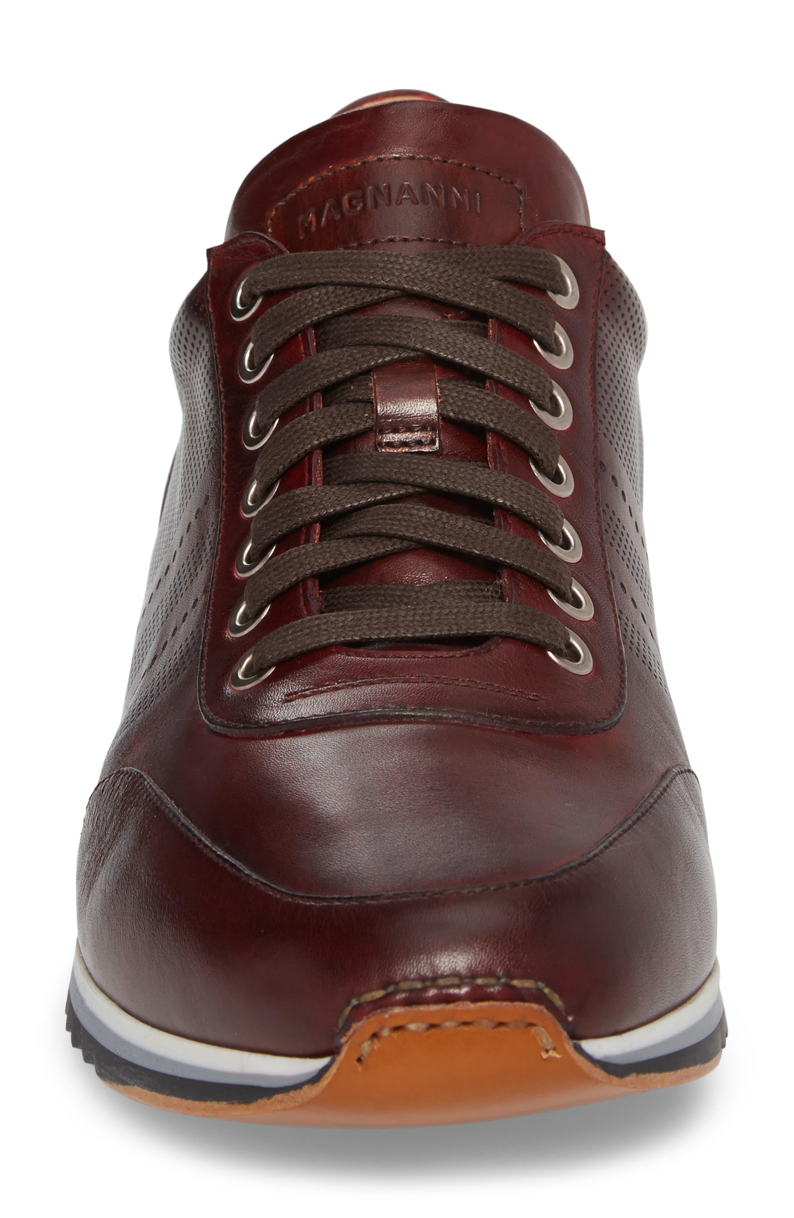 Alternate Image 4  - Magnanni Merino Sneaker (Men)