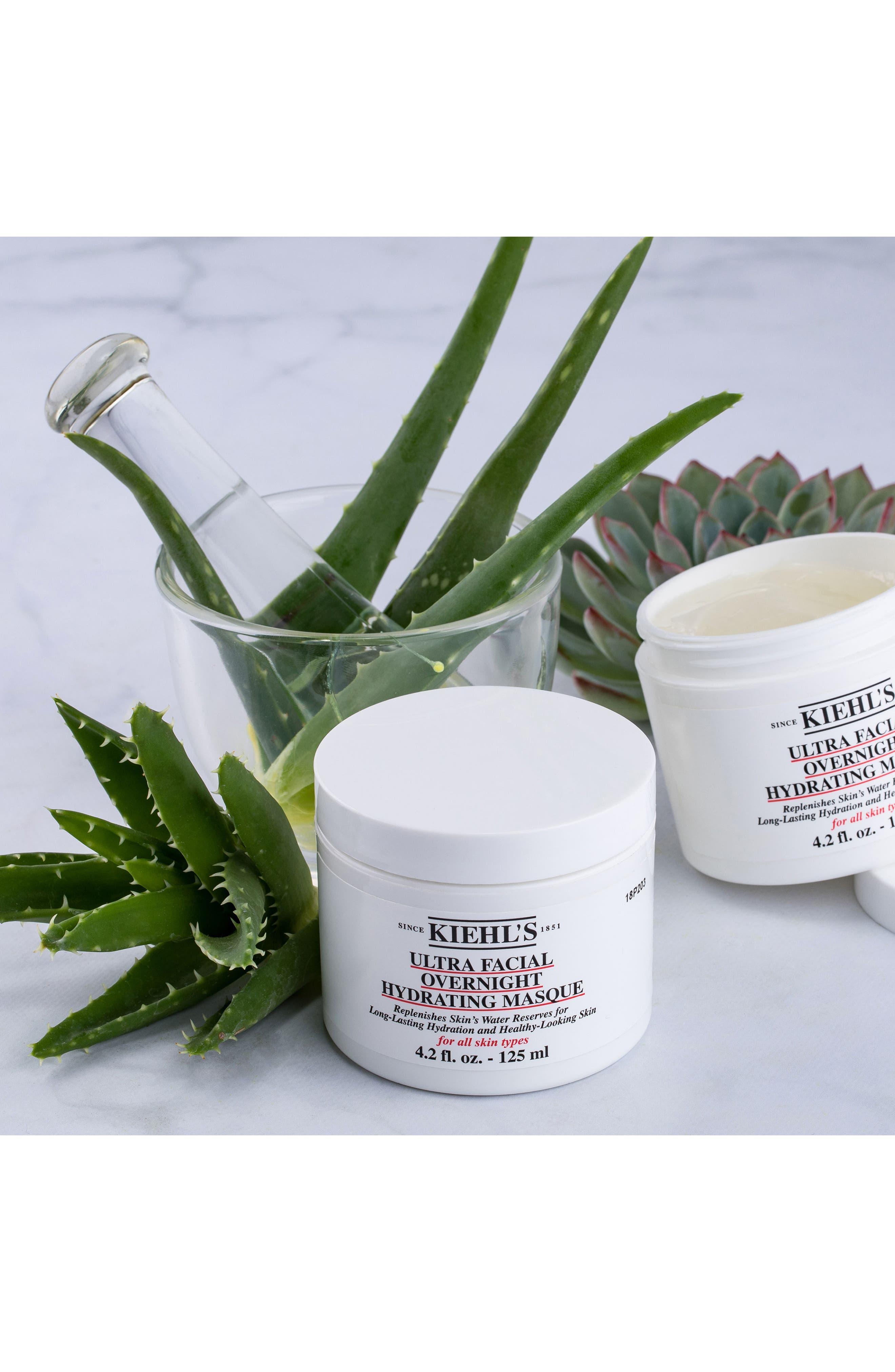 Alternate Image 4  - Kiehl's Since 1851 Ultra Facial Overnight Hydrating Masque