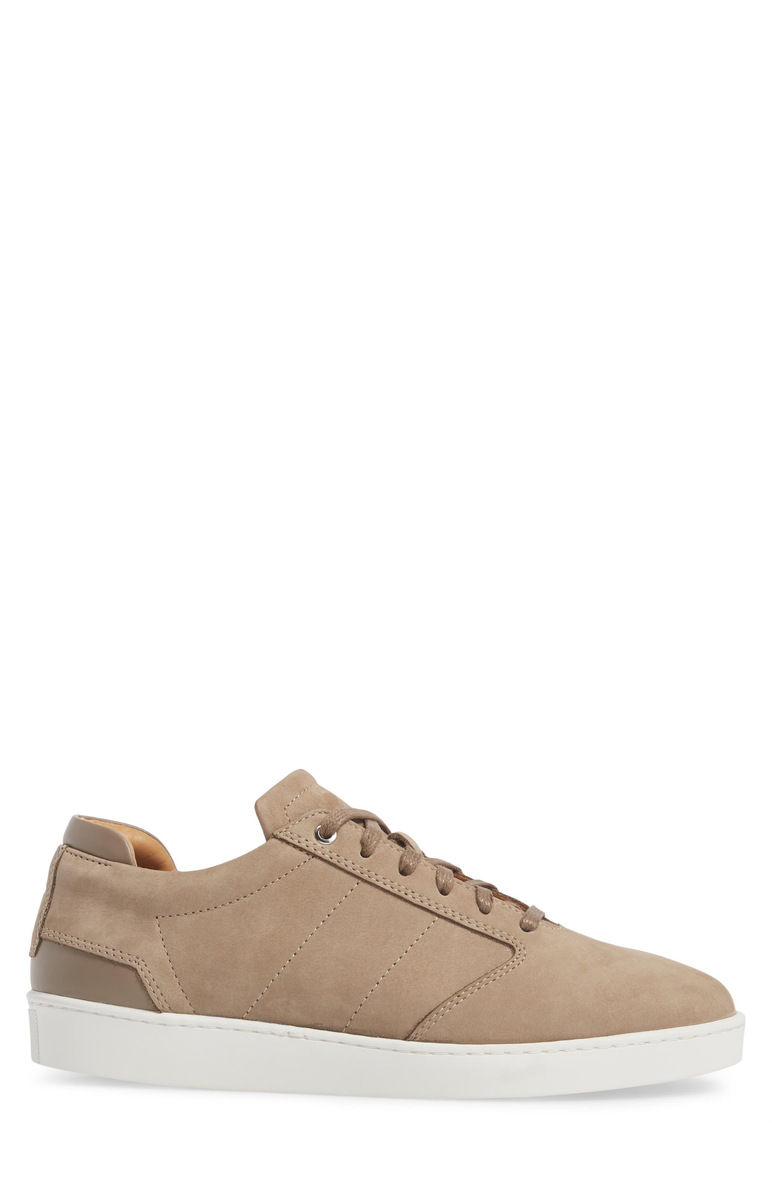 Lennon Sneaker,                             Alternate thumbnail 3, color,                             Woodsmoke/ Mushroom