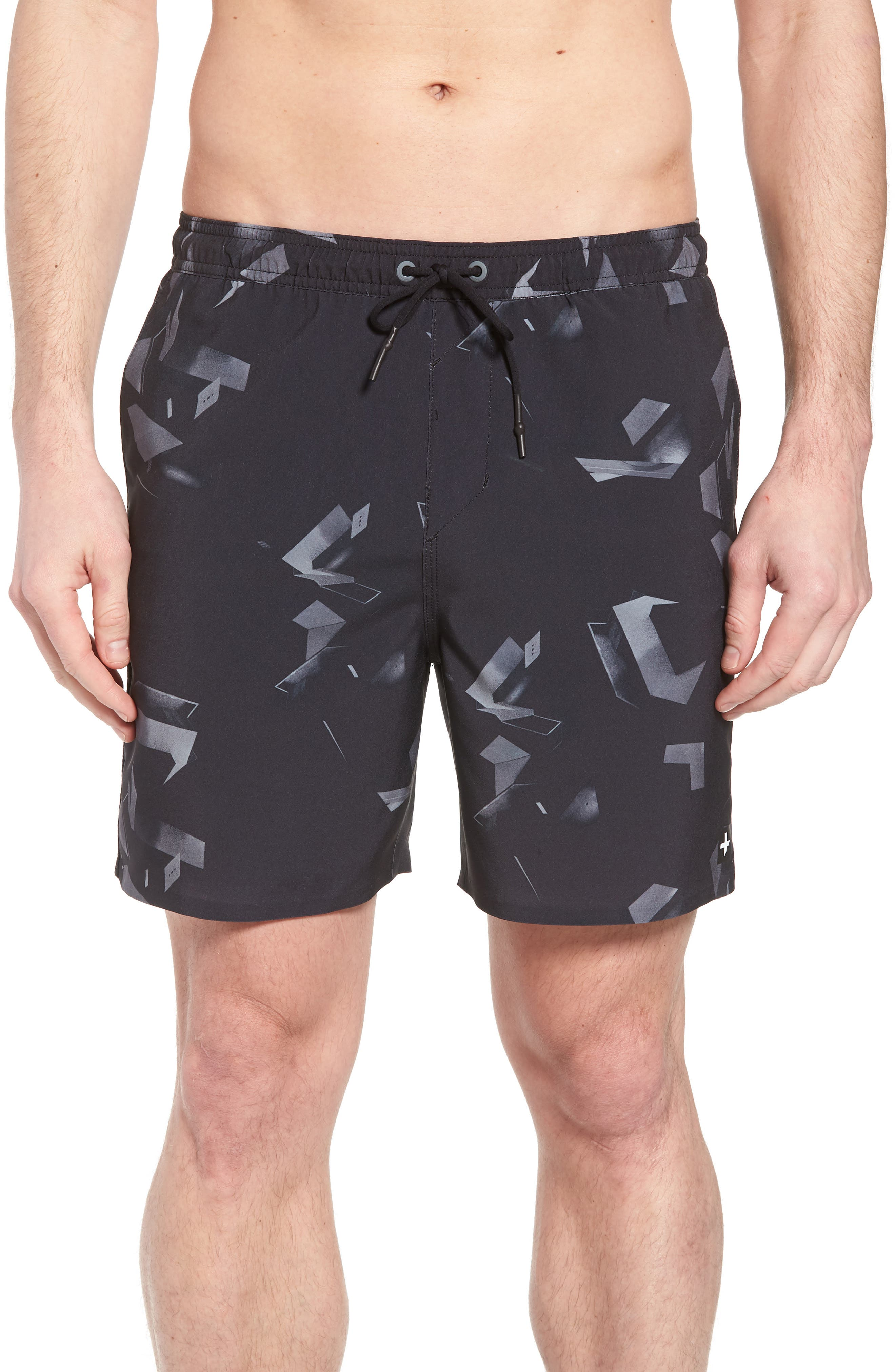 Alternate Image 1 Selected - TAVIK Desmond Swim Trunks