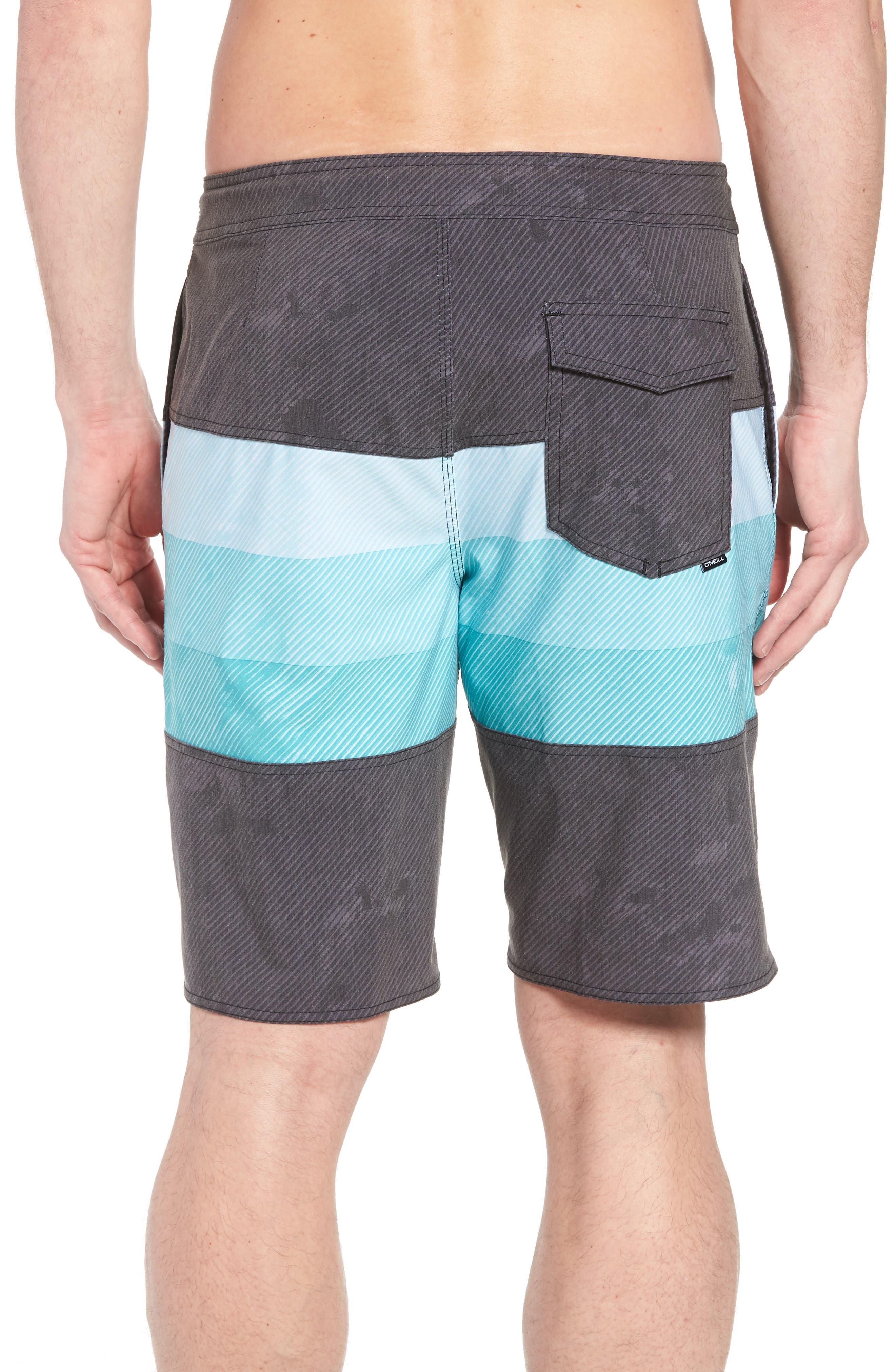 Region Cruzer Board Shorts,                             Alternate thumbnail 2, color,                             Black