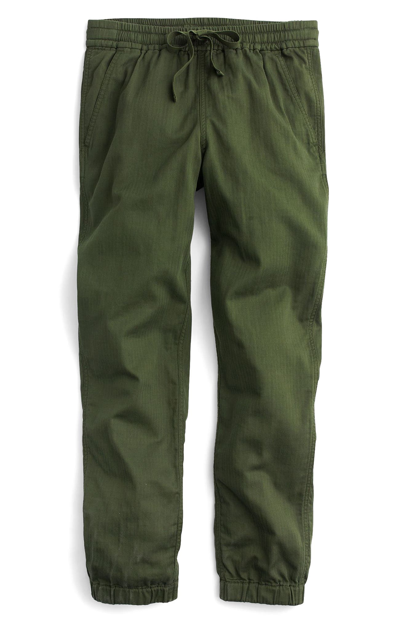 Alternate Image 3  - J.Crew Galicia Pull-On Cargo Pants (Regular & Petite)