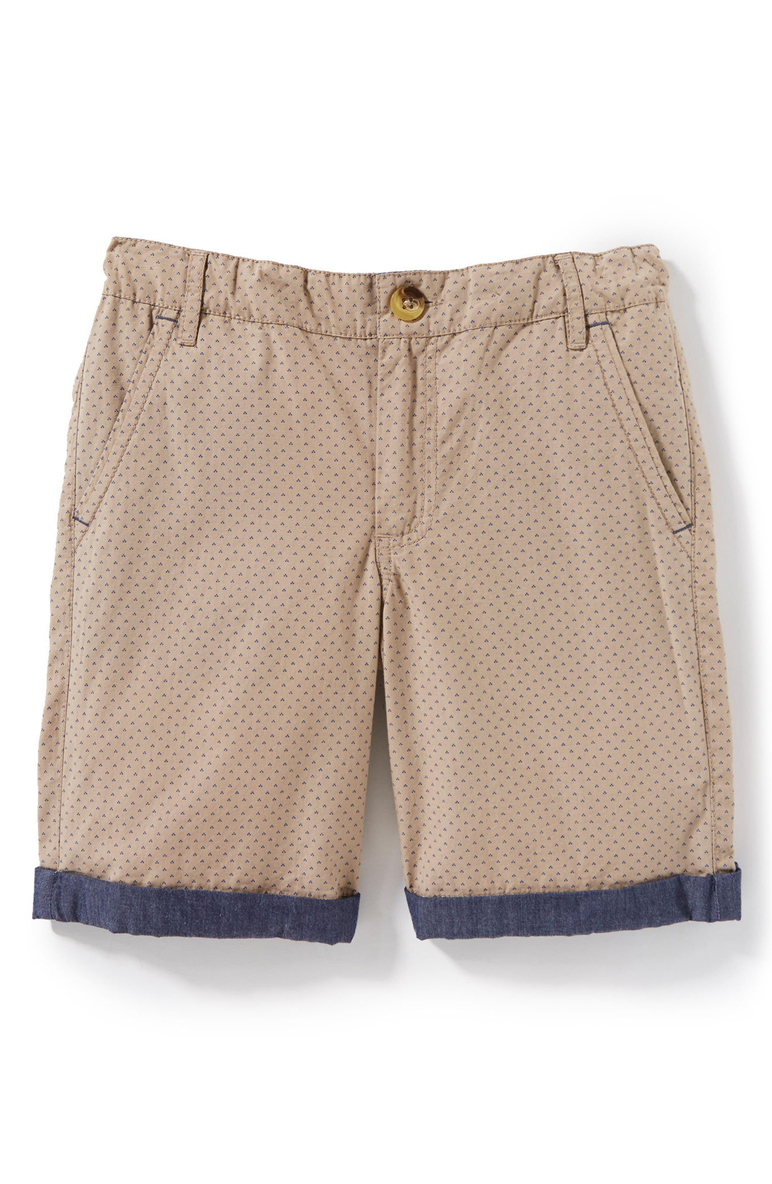 Alternate Image 1 Selected - Peek Drew Shorts (Toddler Boys, Little Boys & Big Boys)
