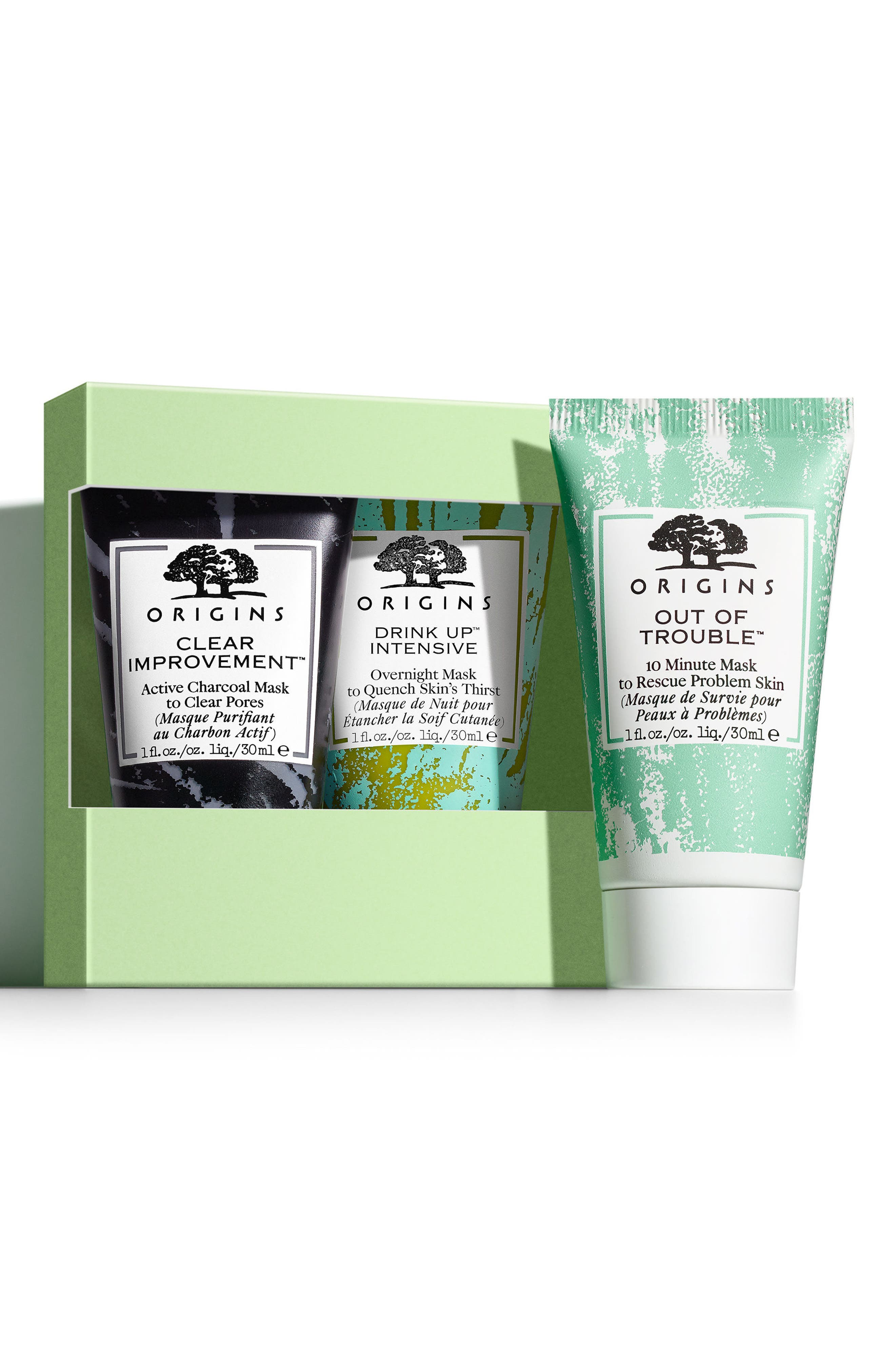 Origins Mini Masks Set