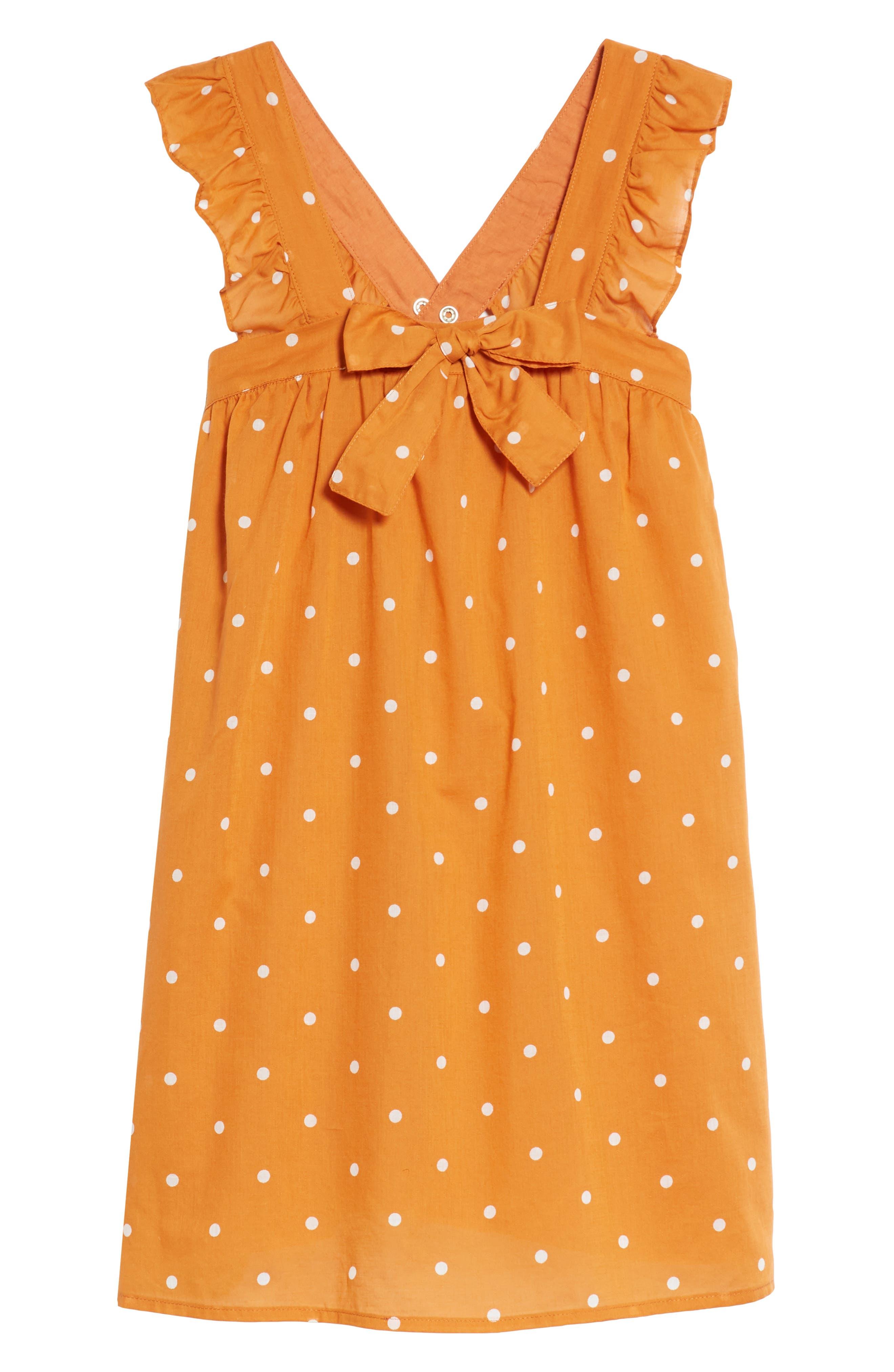 Lil Lemons by For Love & Lemons Dottie Dot Sundress (Toddler Girls & Little Girls)