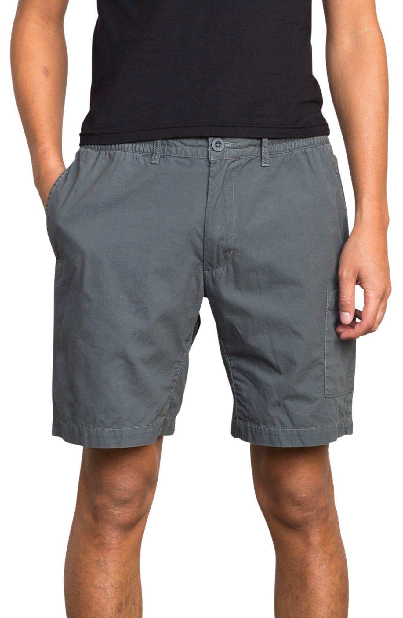 Current Wander Shorts,                             Main thumbnail 1, color,                             Slate